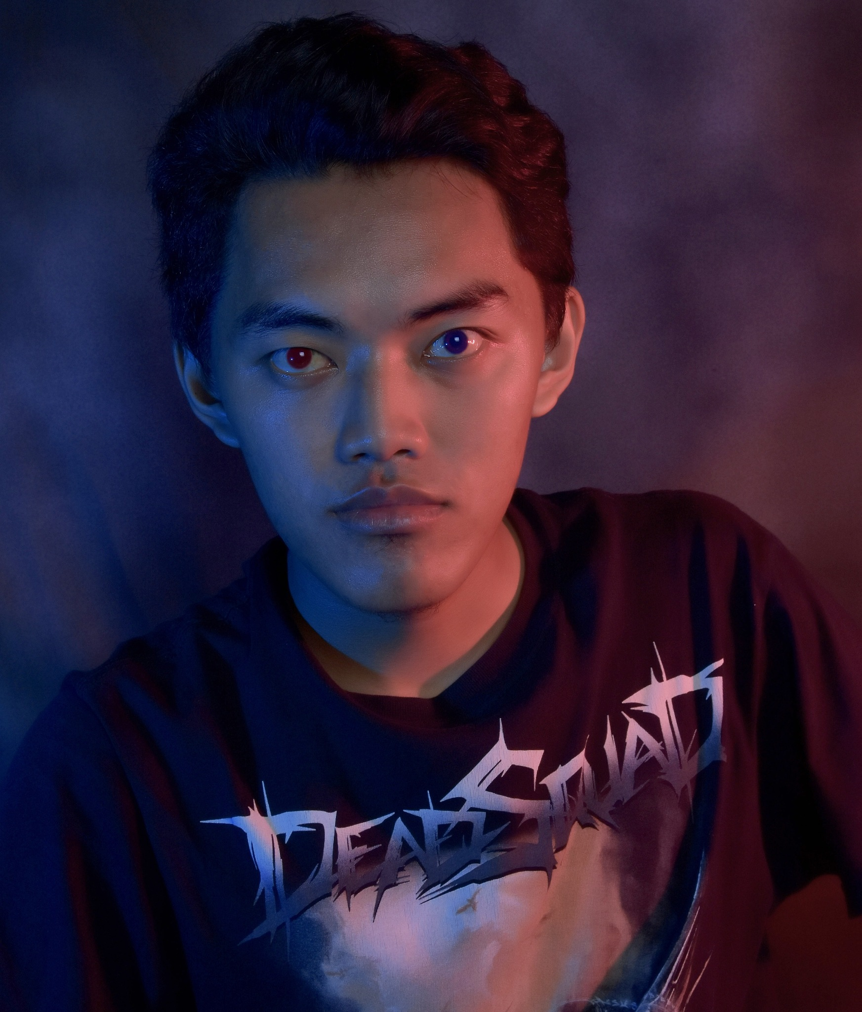 I am Angry now by Agus Anjay