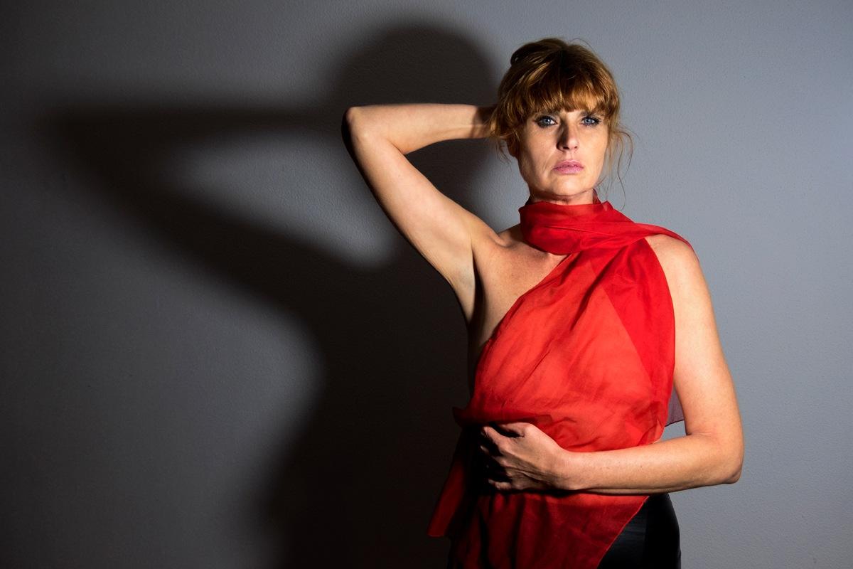 Red by Silvia Stevelmans