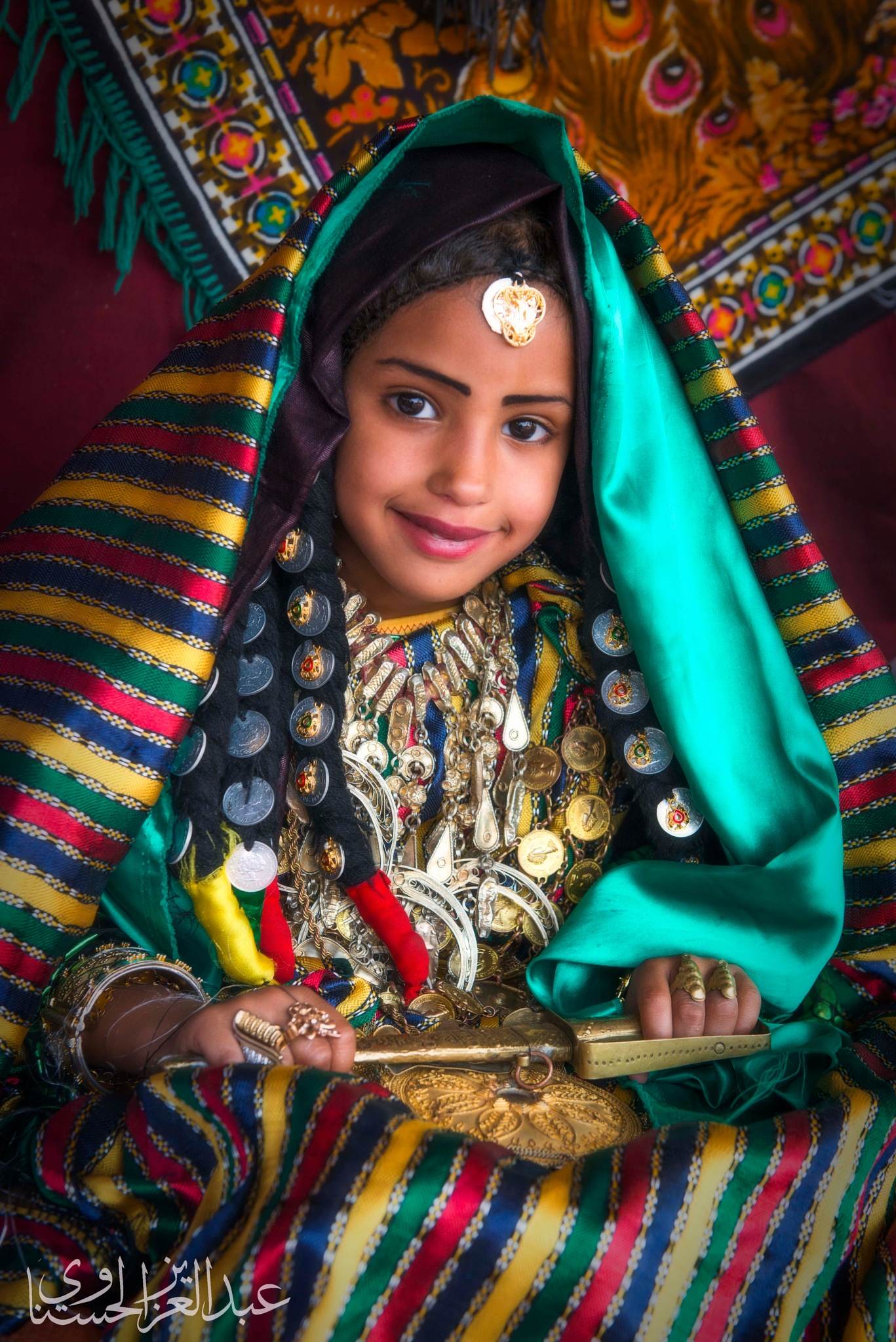ghat girl by azizghat
