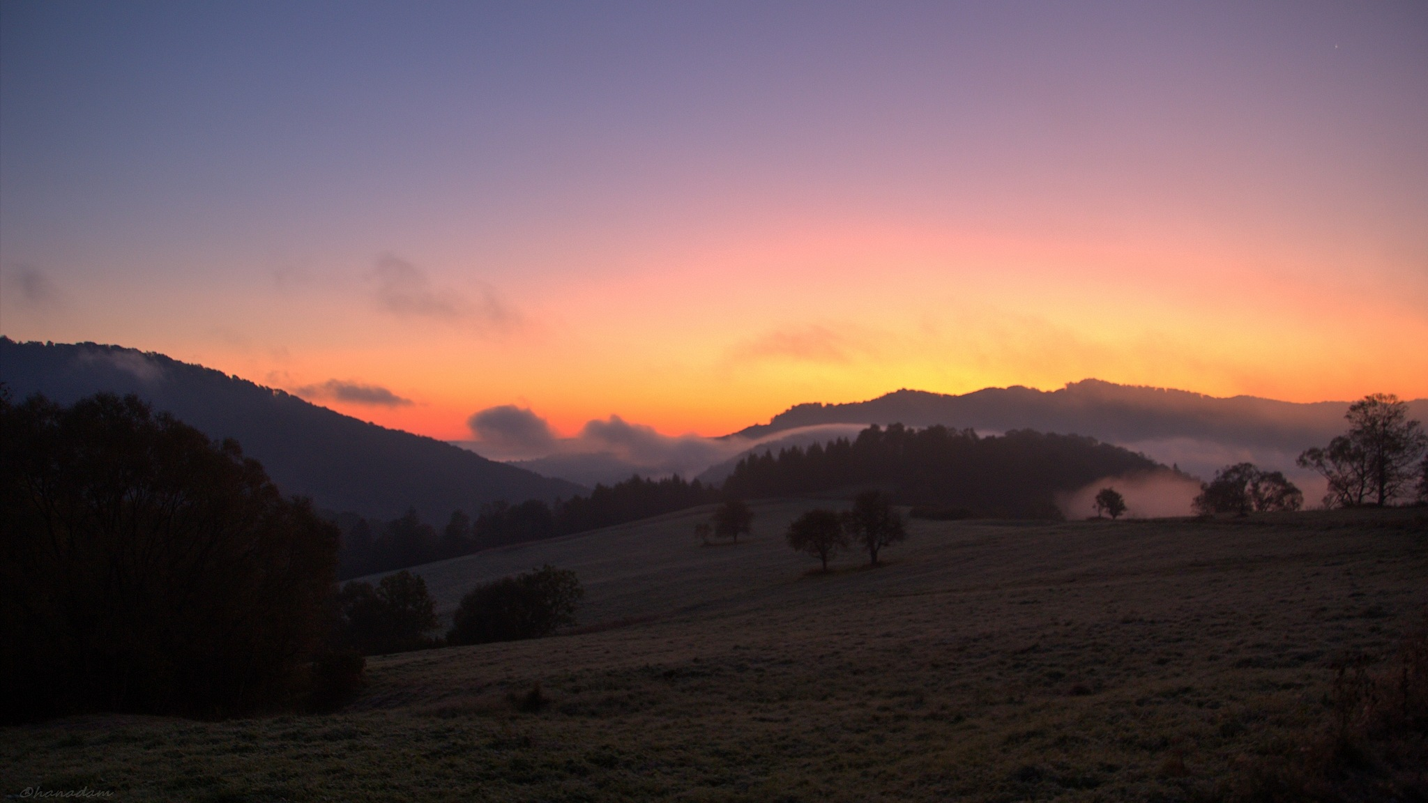 Sunrise by Adam Haniszewski
