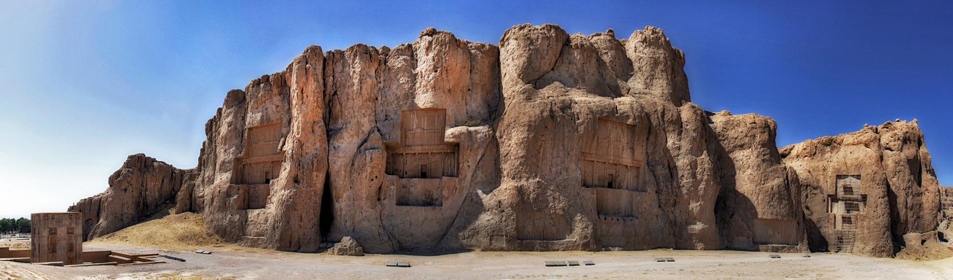 The place of the greatests by Shahabedin Alishahi