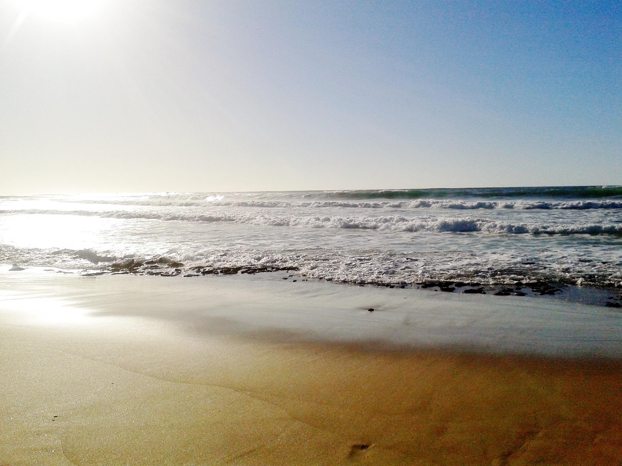Sea by kawtharmennani