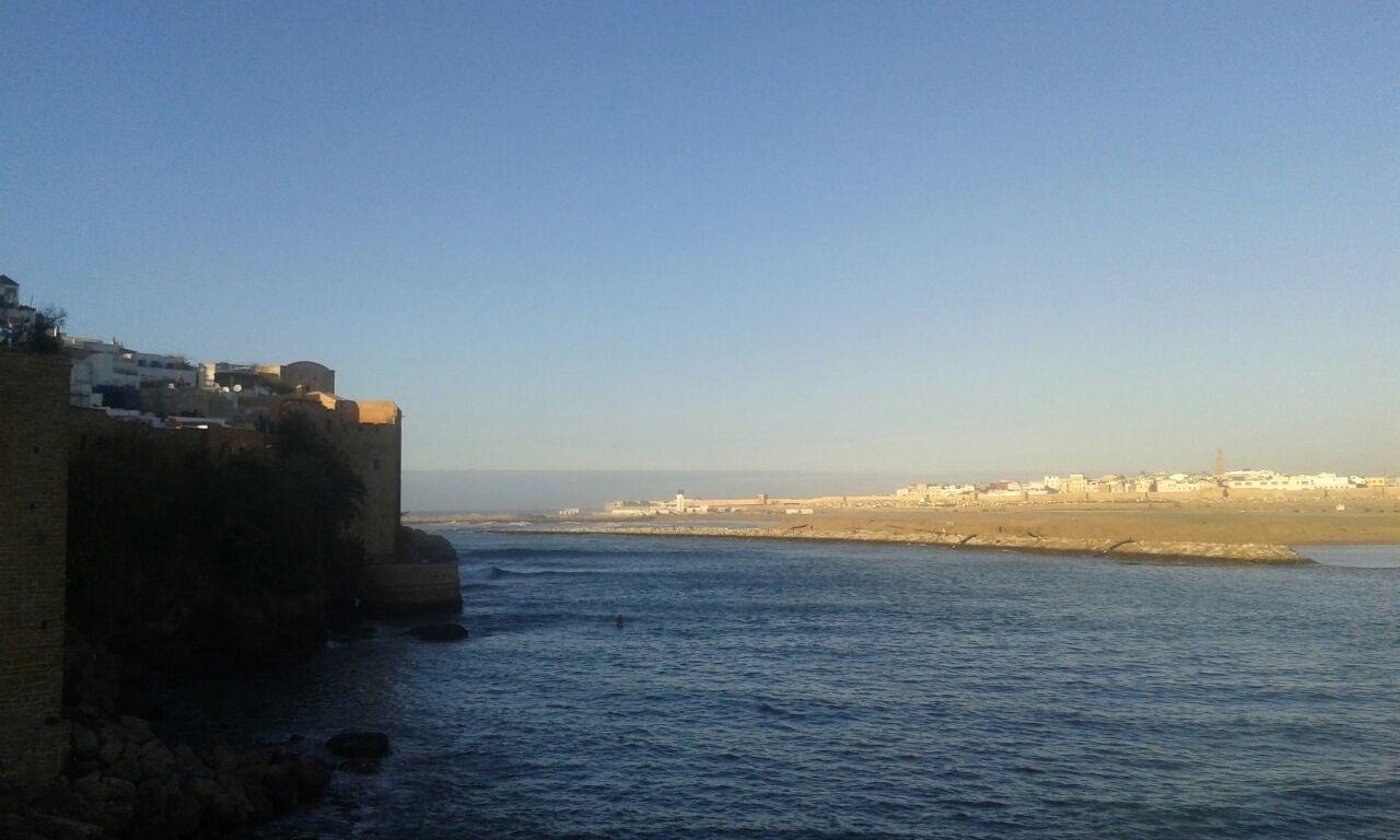 Rabat Sea by kawtharmennani