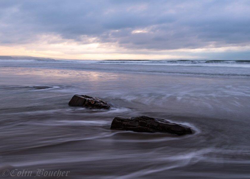 Sundown by Colin Boucher