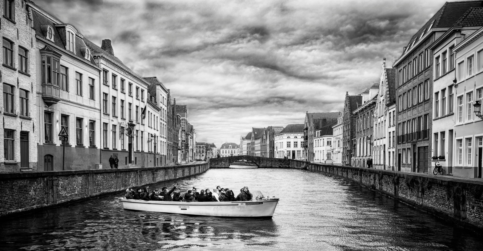 In Bruges by Maurits De Groen