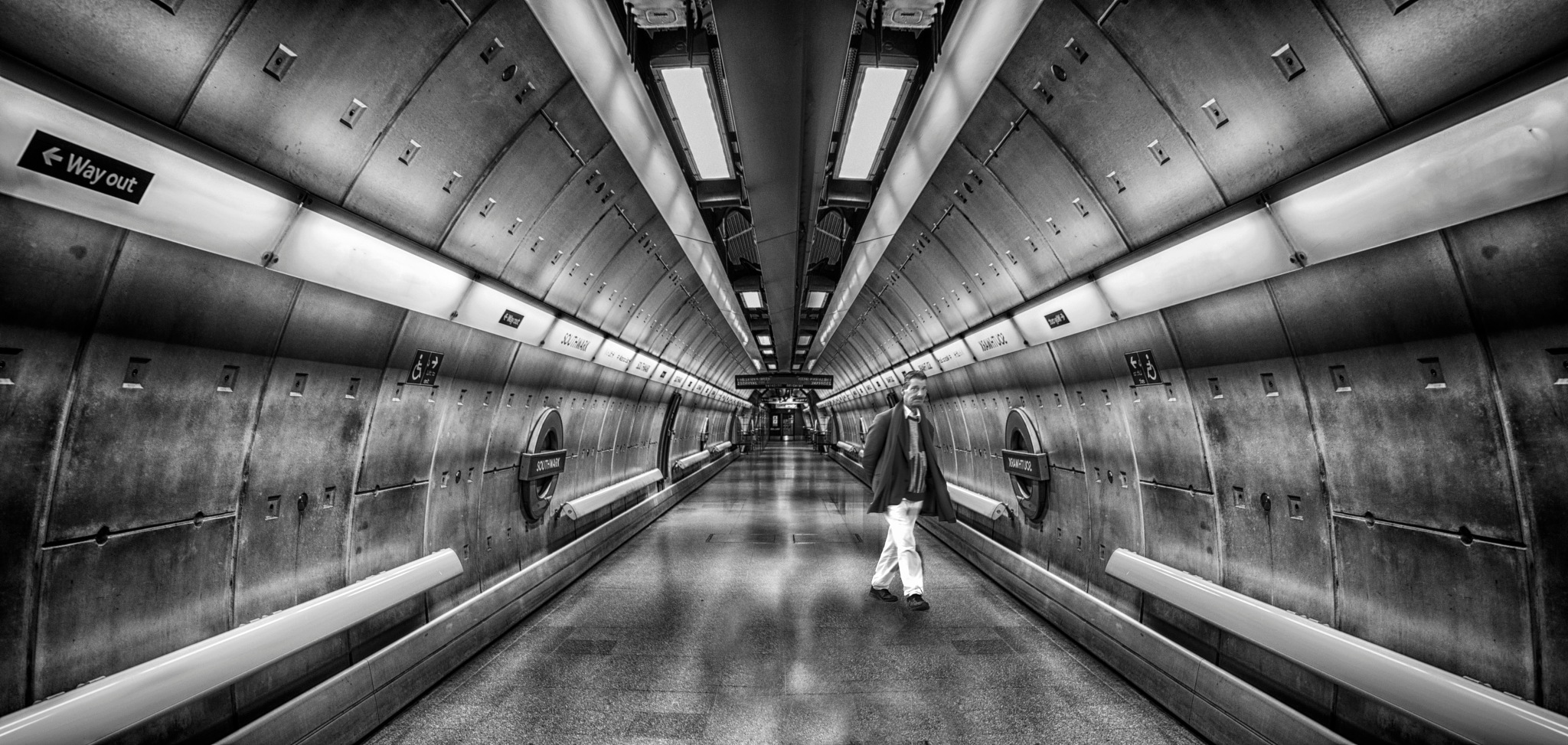 Way out by Maurits De Groen