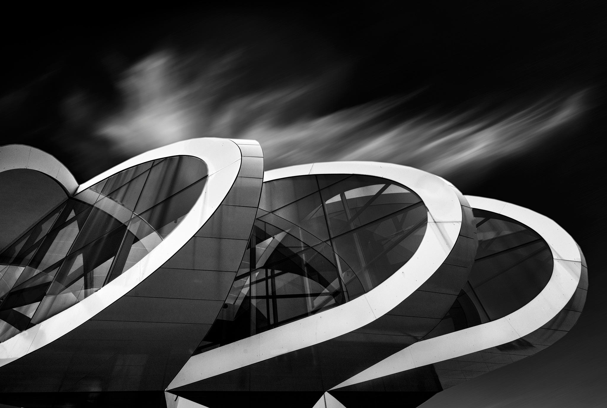 curves II by Maurits De Groen