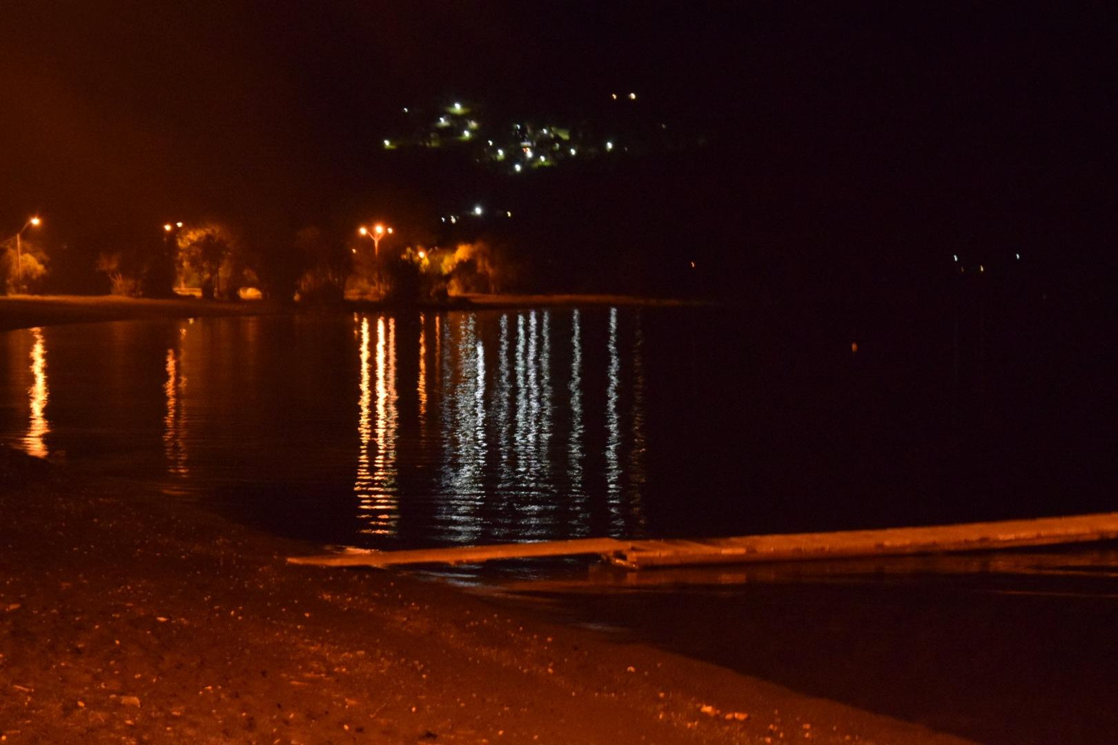 (0796) Lago Calafquén, Lican Ray, IX Región de La Araucanía, Chile  by Patricio Cabezas