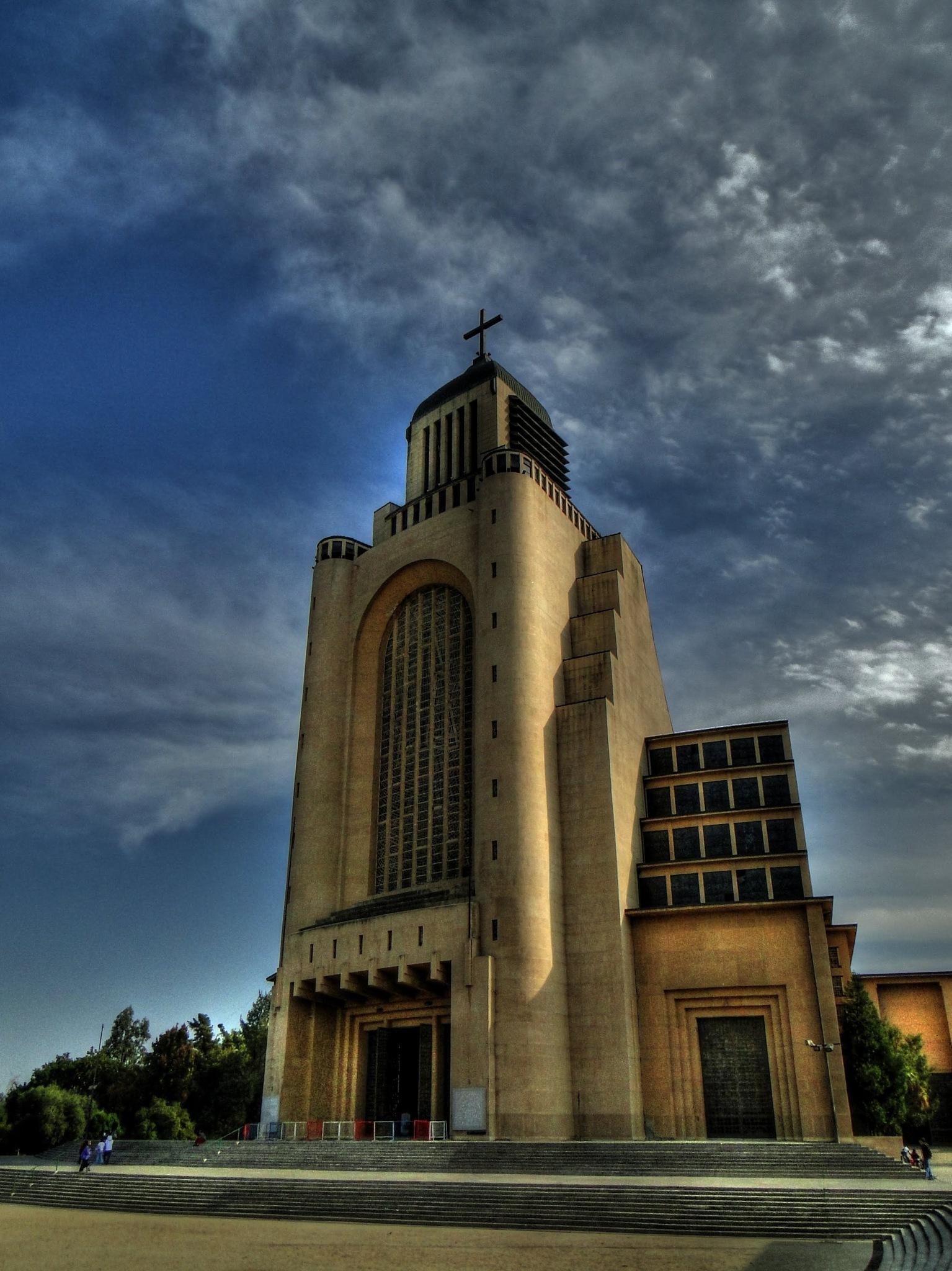 (0050) Templo Votivo de Maipú, RM de Santiago, Chile by Patricio Cabezas