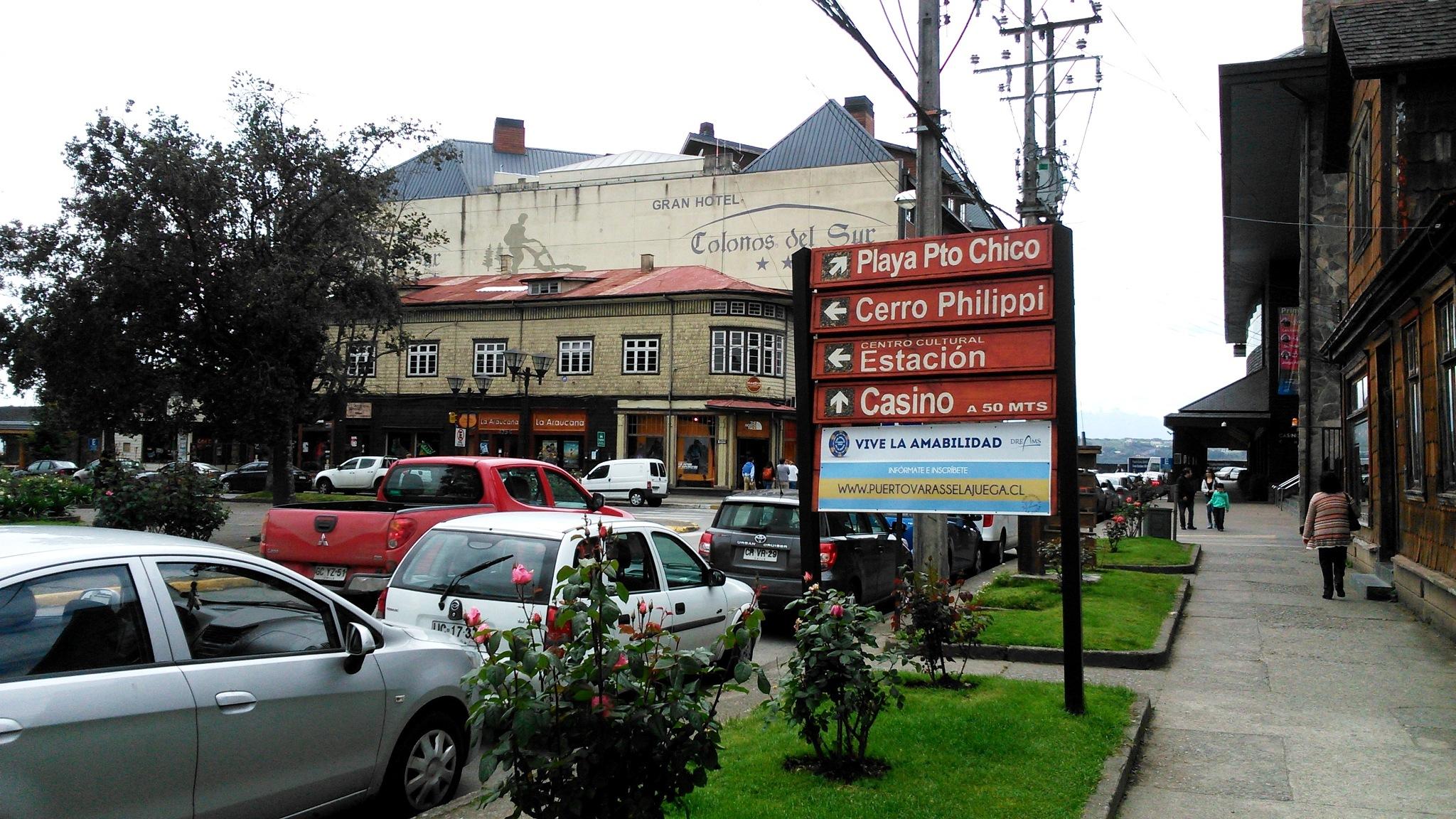 (0747) Puerto Varas, X Región de Los Lagos, Chile by Patricio Cabezas