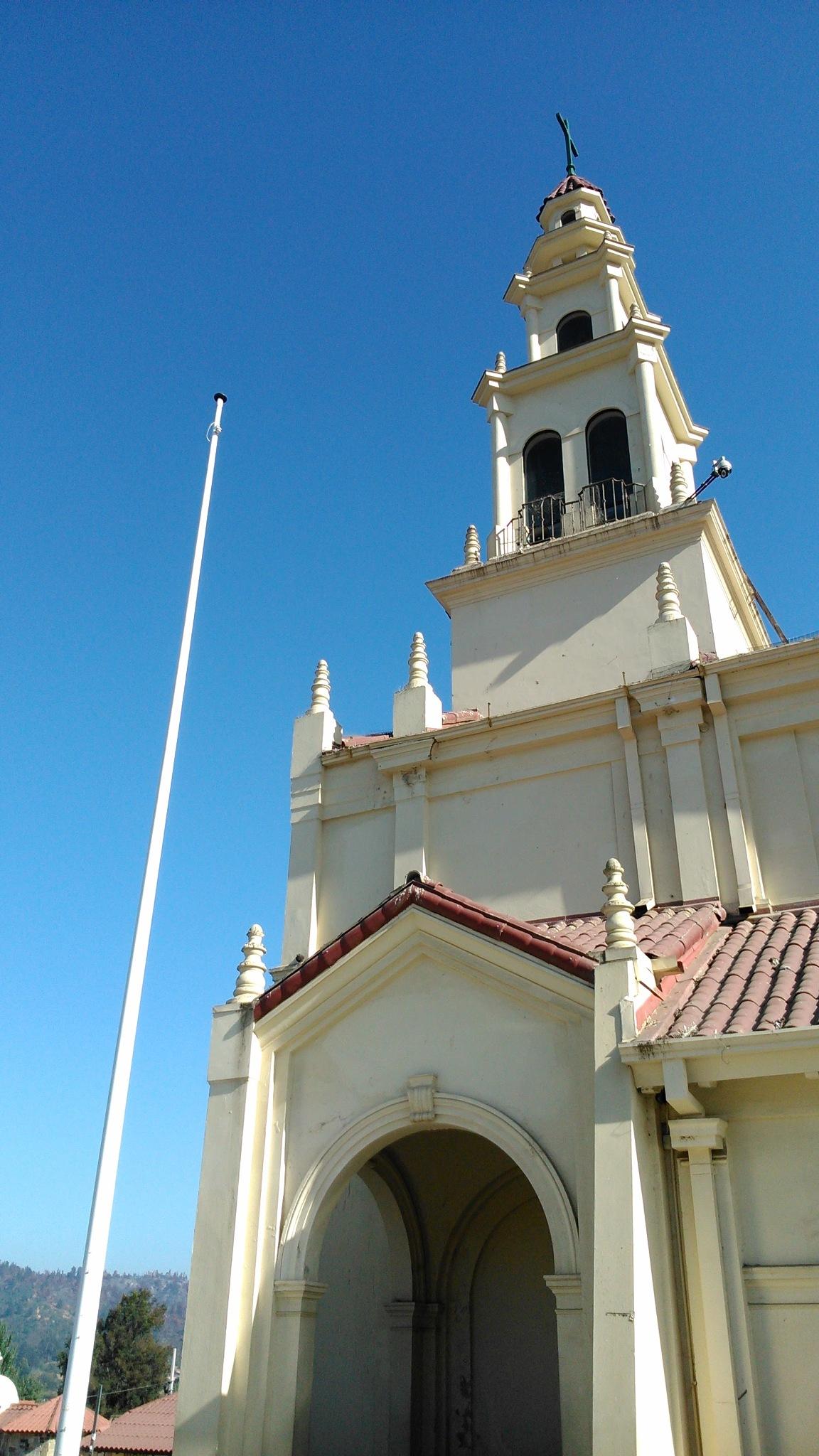 (0575) Santuario de Lo Vásquez, V Región de Valparaíso, Chile  by Patricio Cabezas