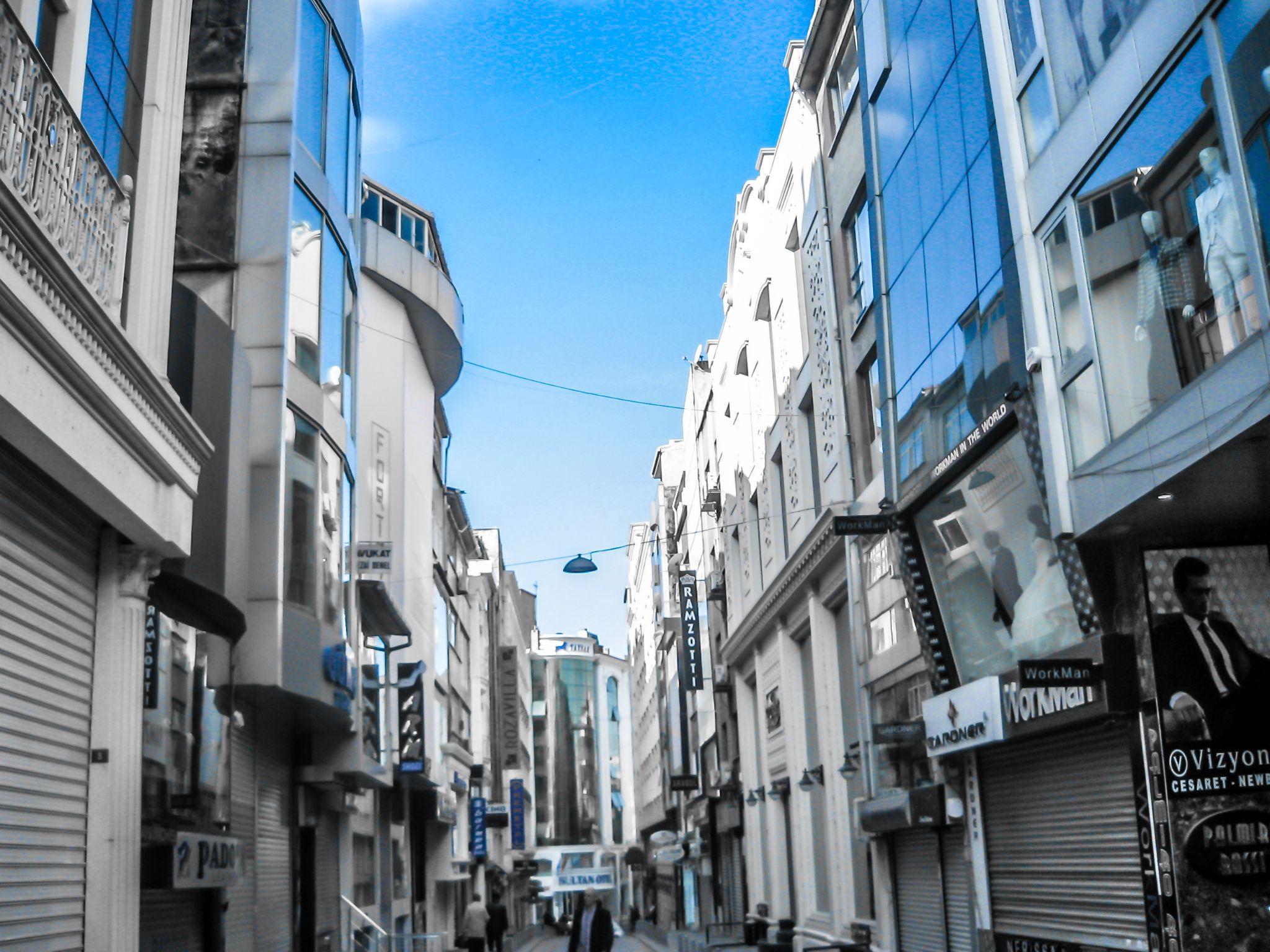Back Street 2 by Bishoy Fekry