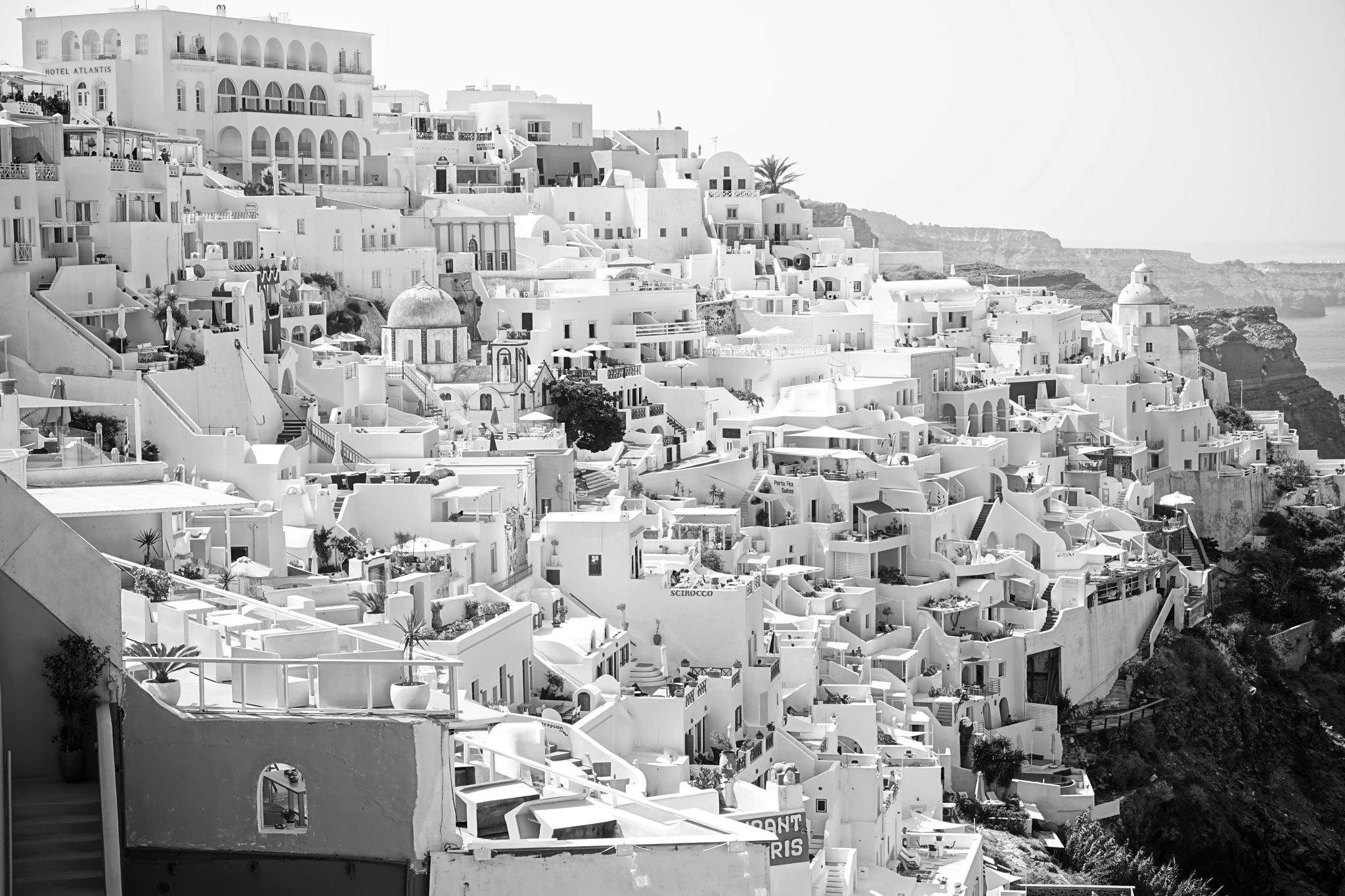 Thira by saintfelix