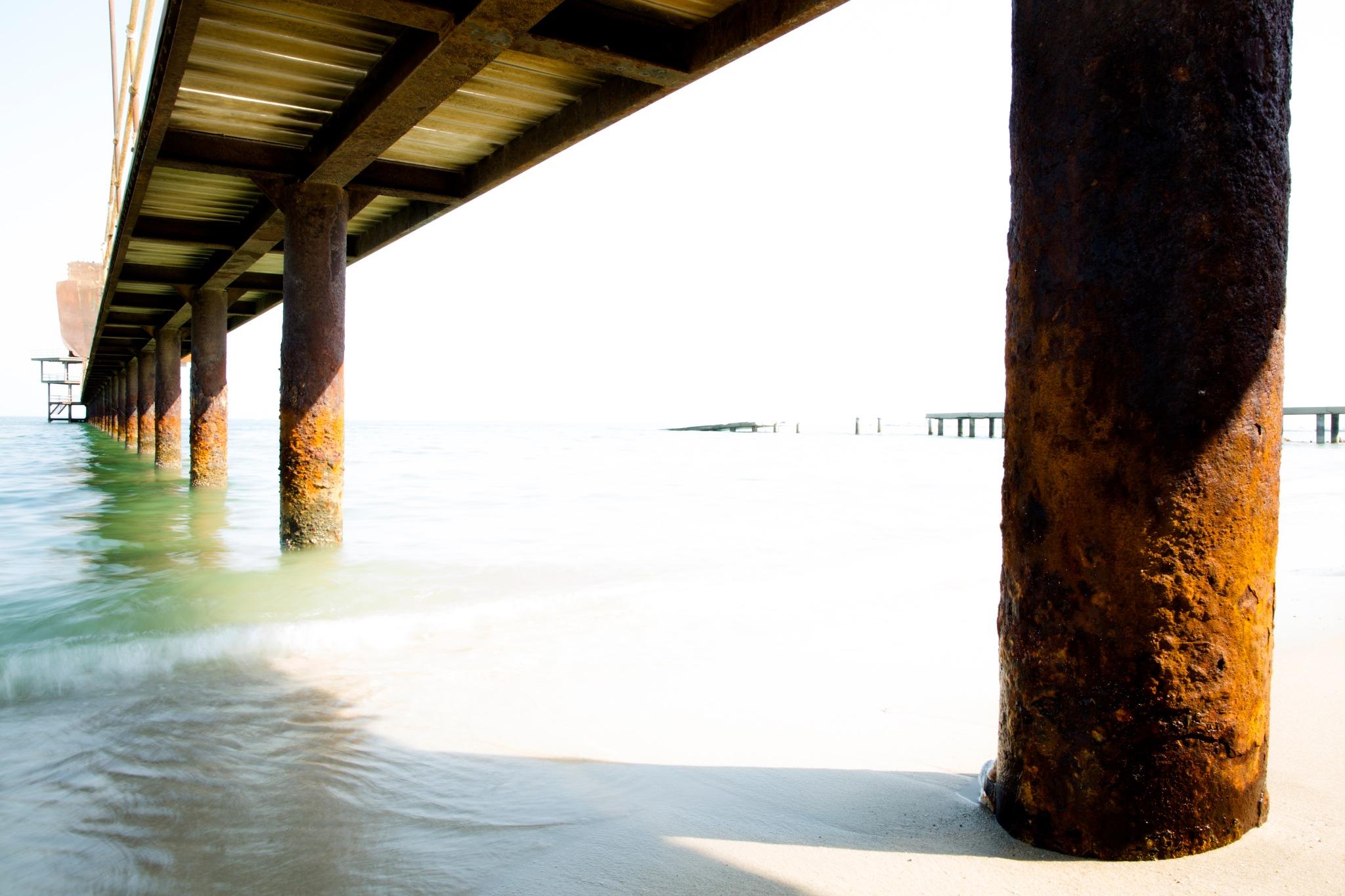 Under The Bridge by Palaboy Laboy