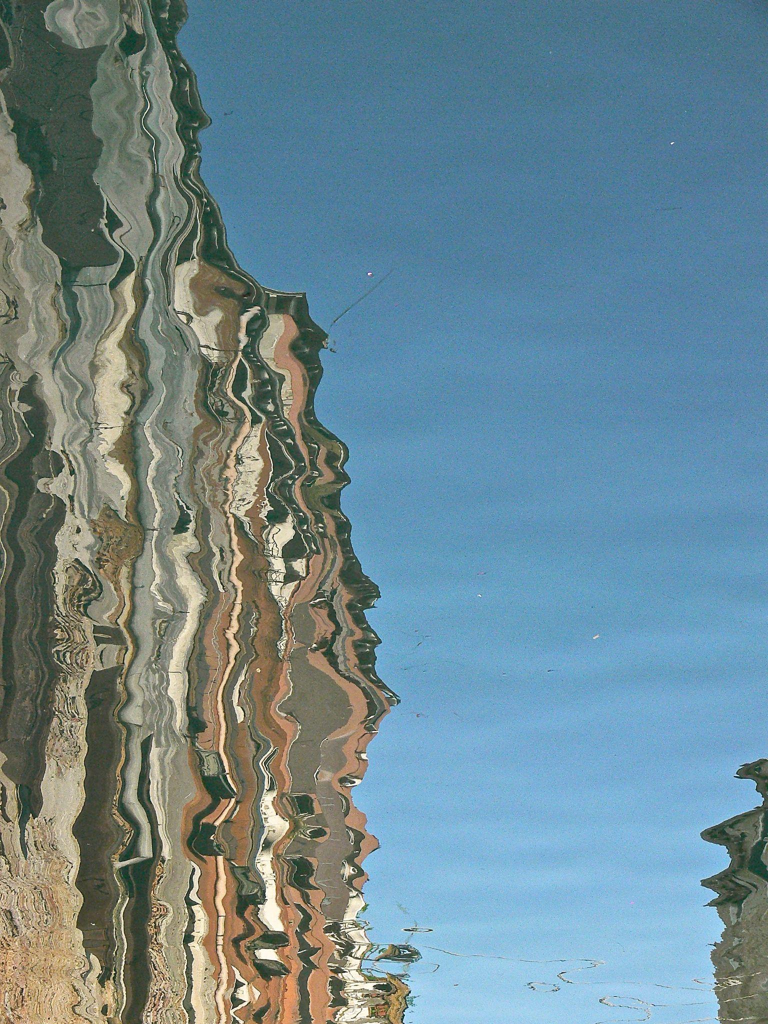 Reflections 3 by Massimiliano Pisu