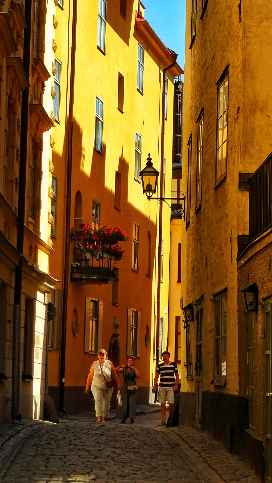 Old town Stockholm  by Pelle Westberg