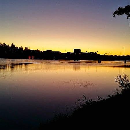 sunrise  by Pelle Westberg