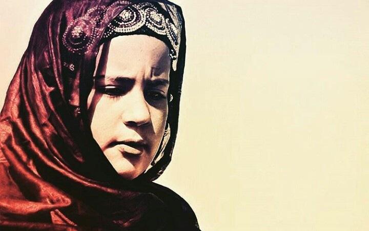 la Femme sahraoui  by لميرة البيهي