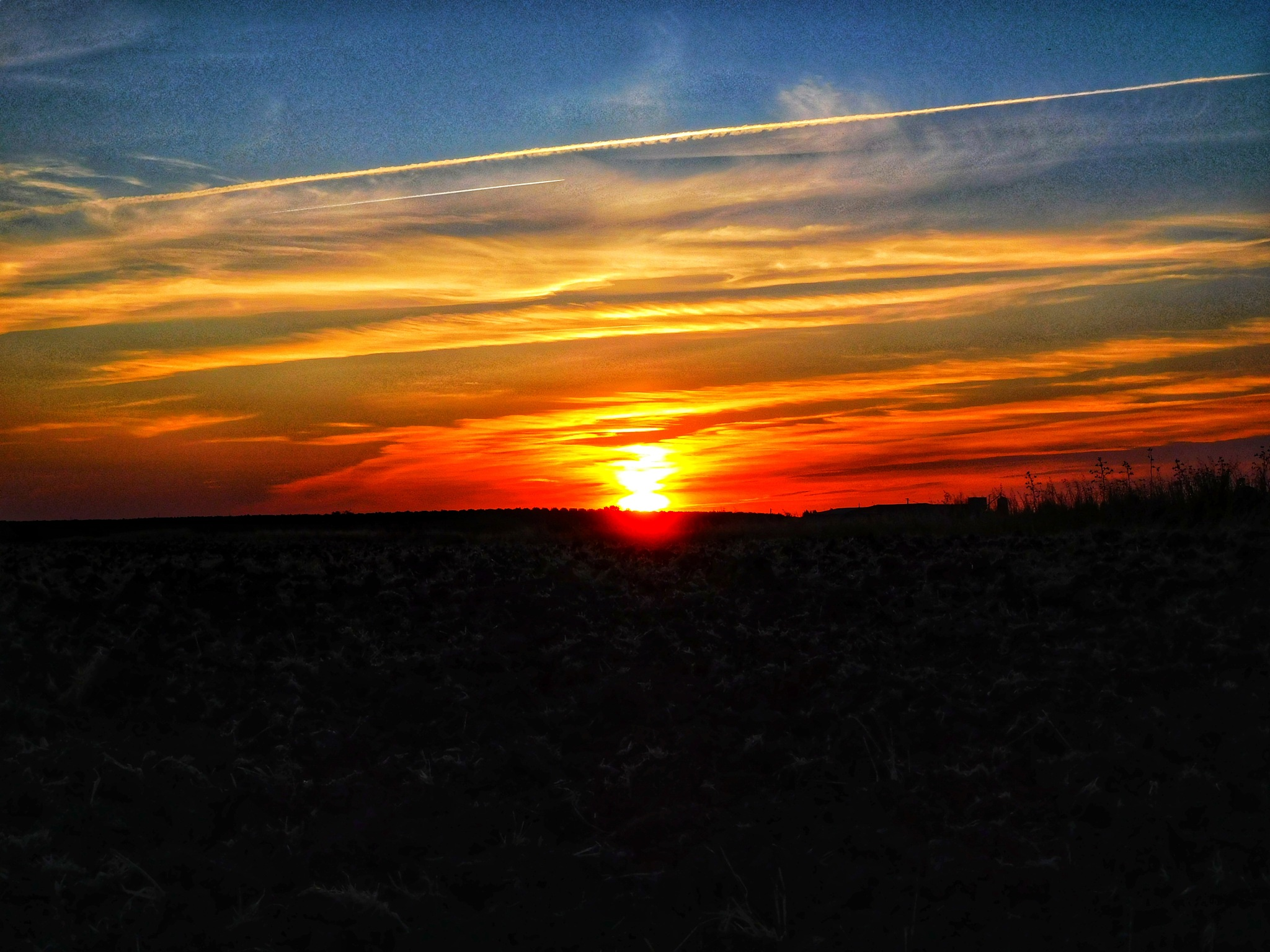 Sunset by Luso