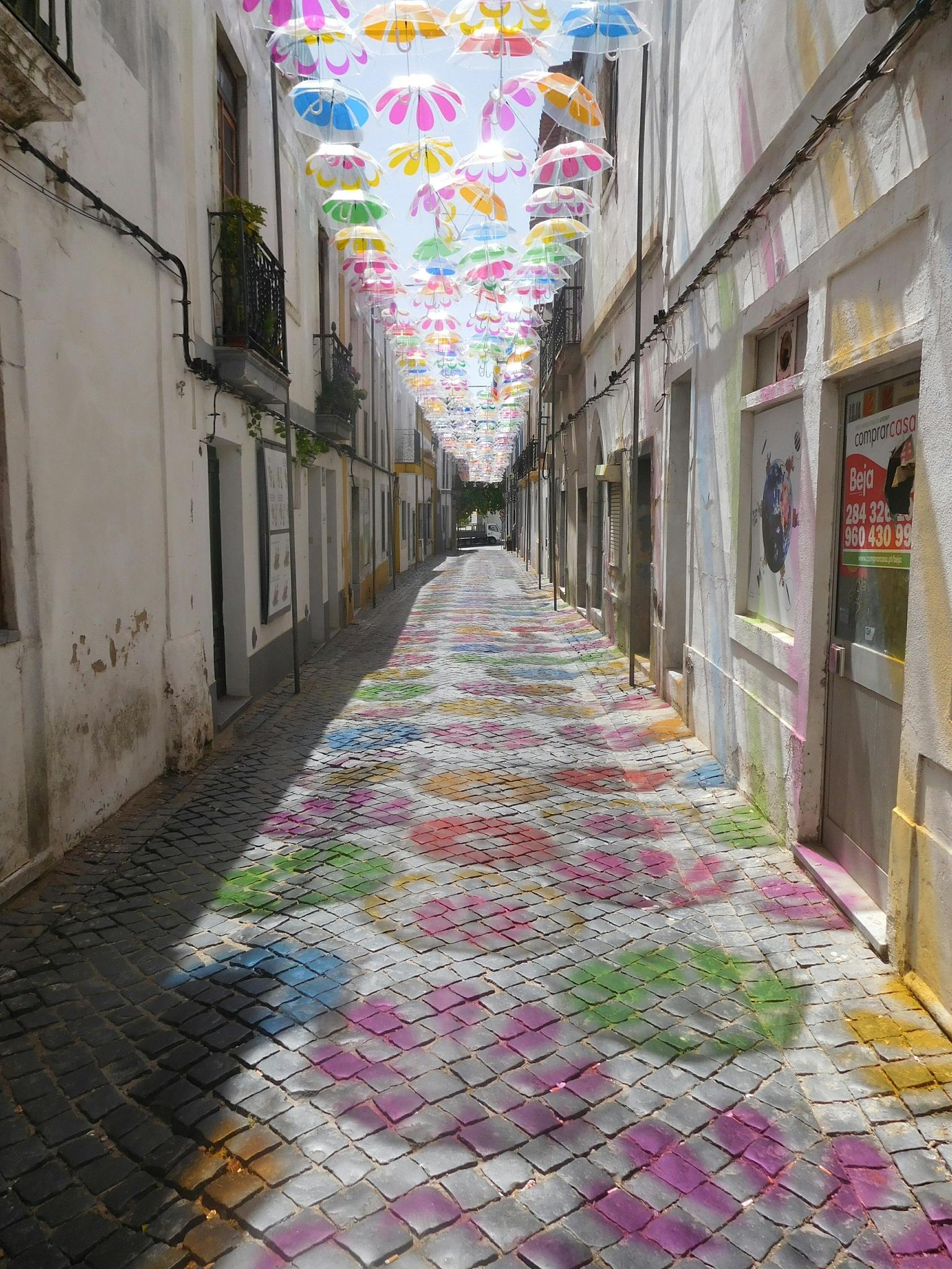 Umbrellas by Luso