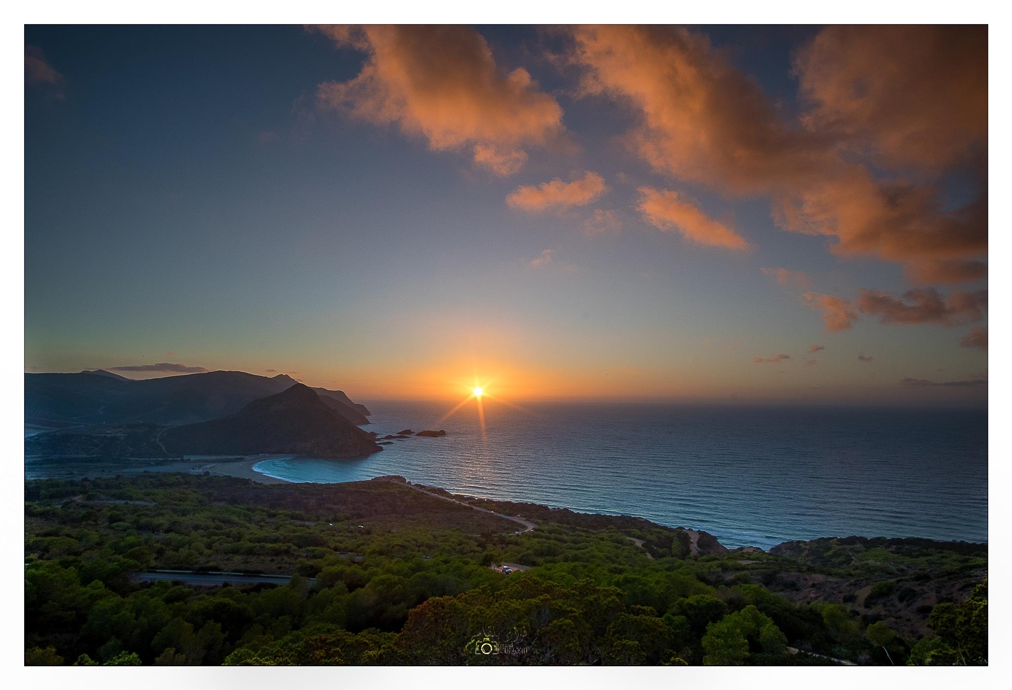 Madegh Sunset by Fouad Belkacem