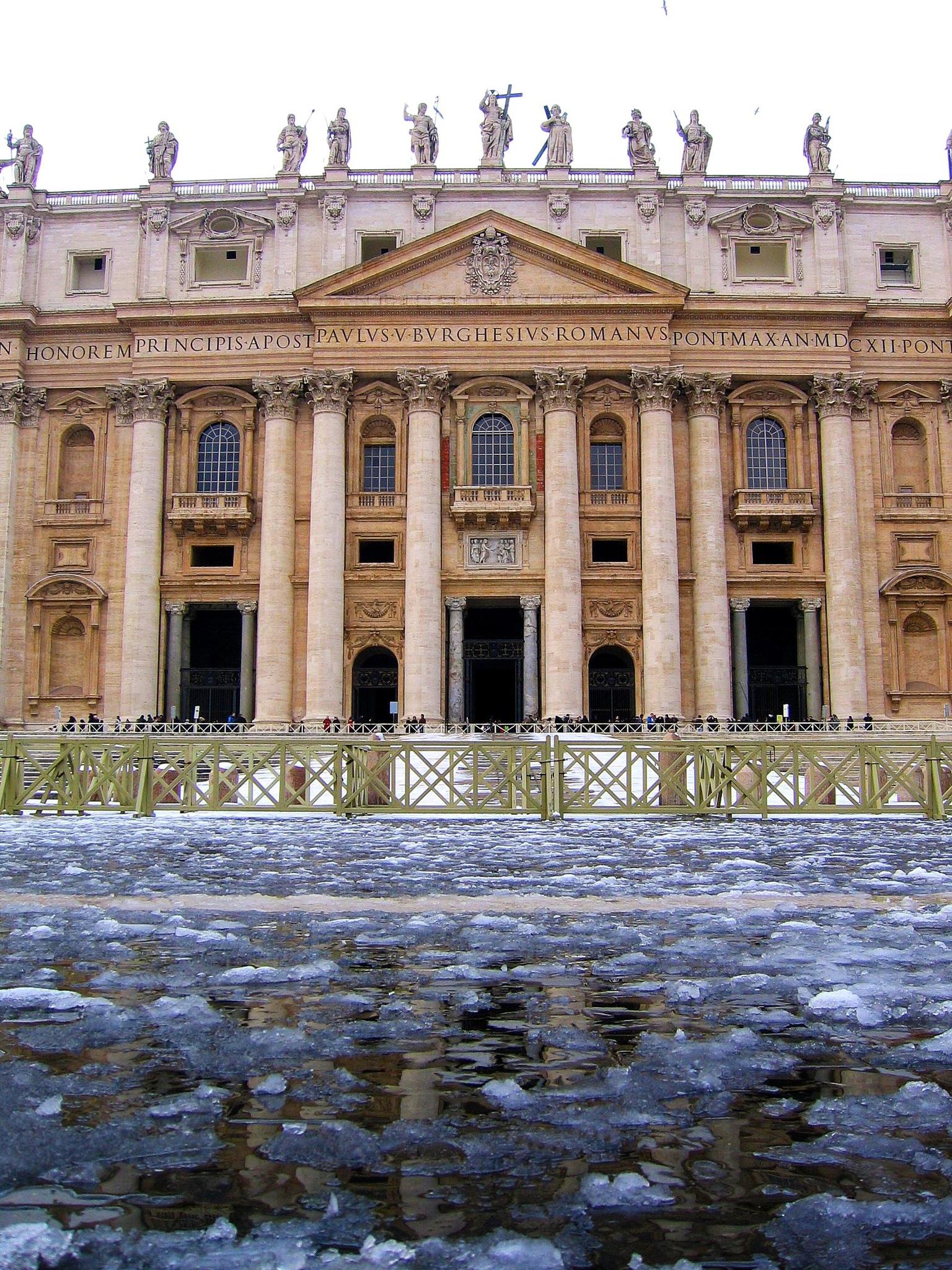basilica roma by Ph.Dg.Mi. cosimo maietta