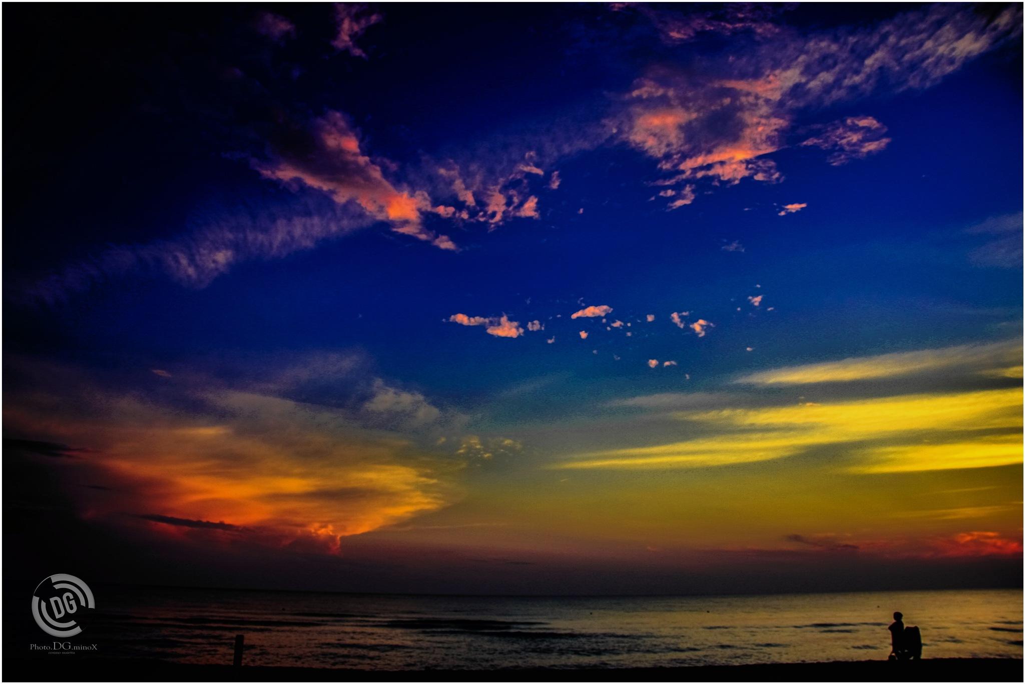 Colors from sky  by Ph.Dg.Mi. cosimo maietta