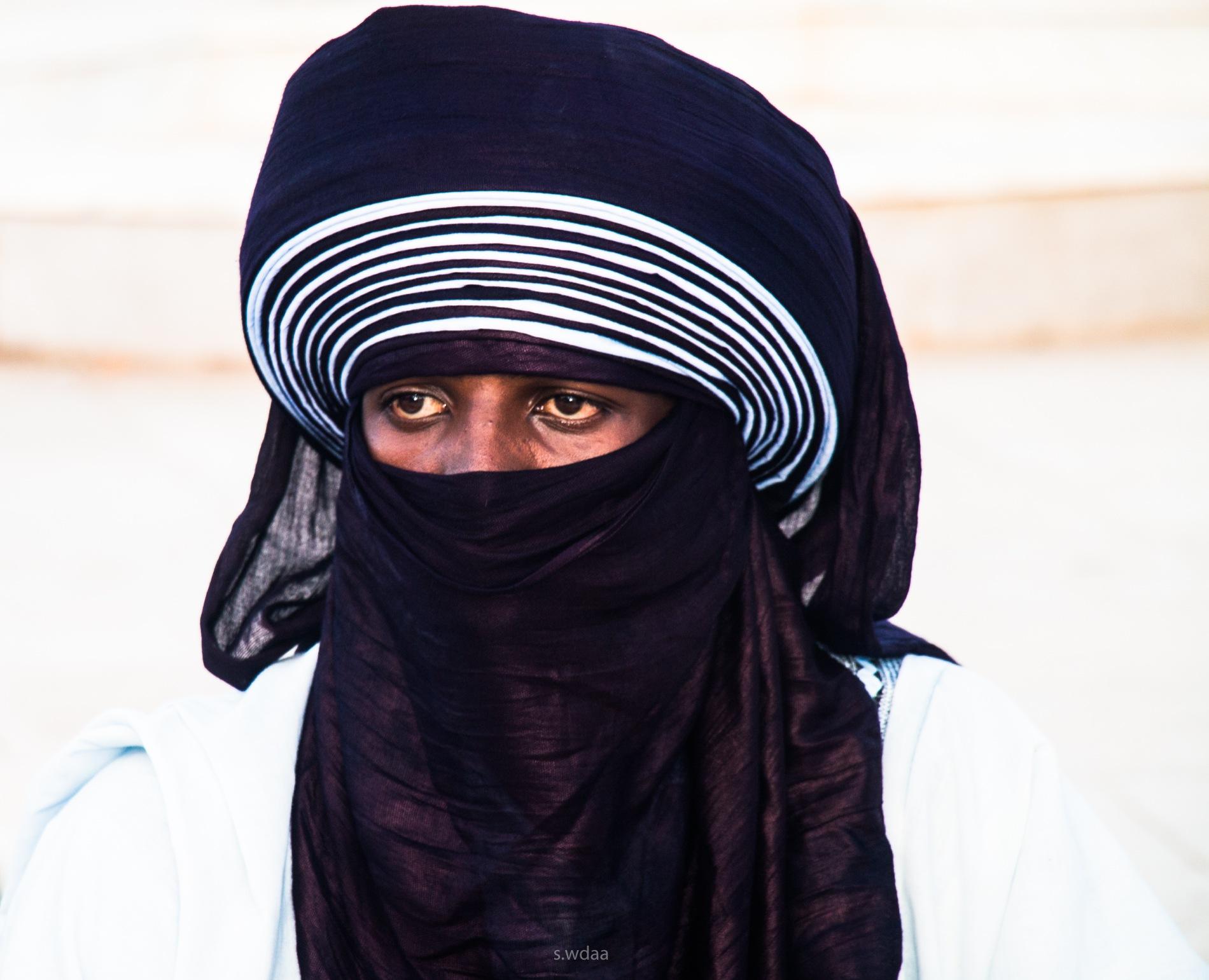Tuareg by Sumaia Wdaa