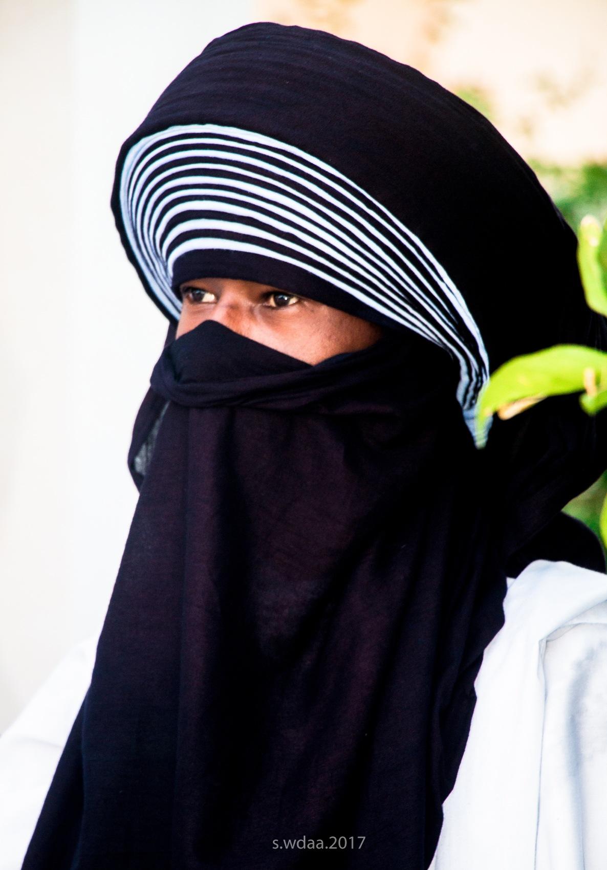 Tuareg Libya by Sumaia Wdaa