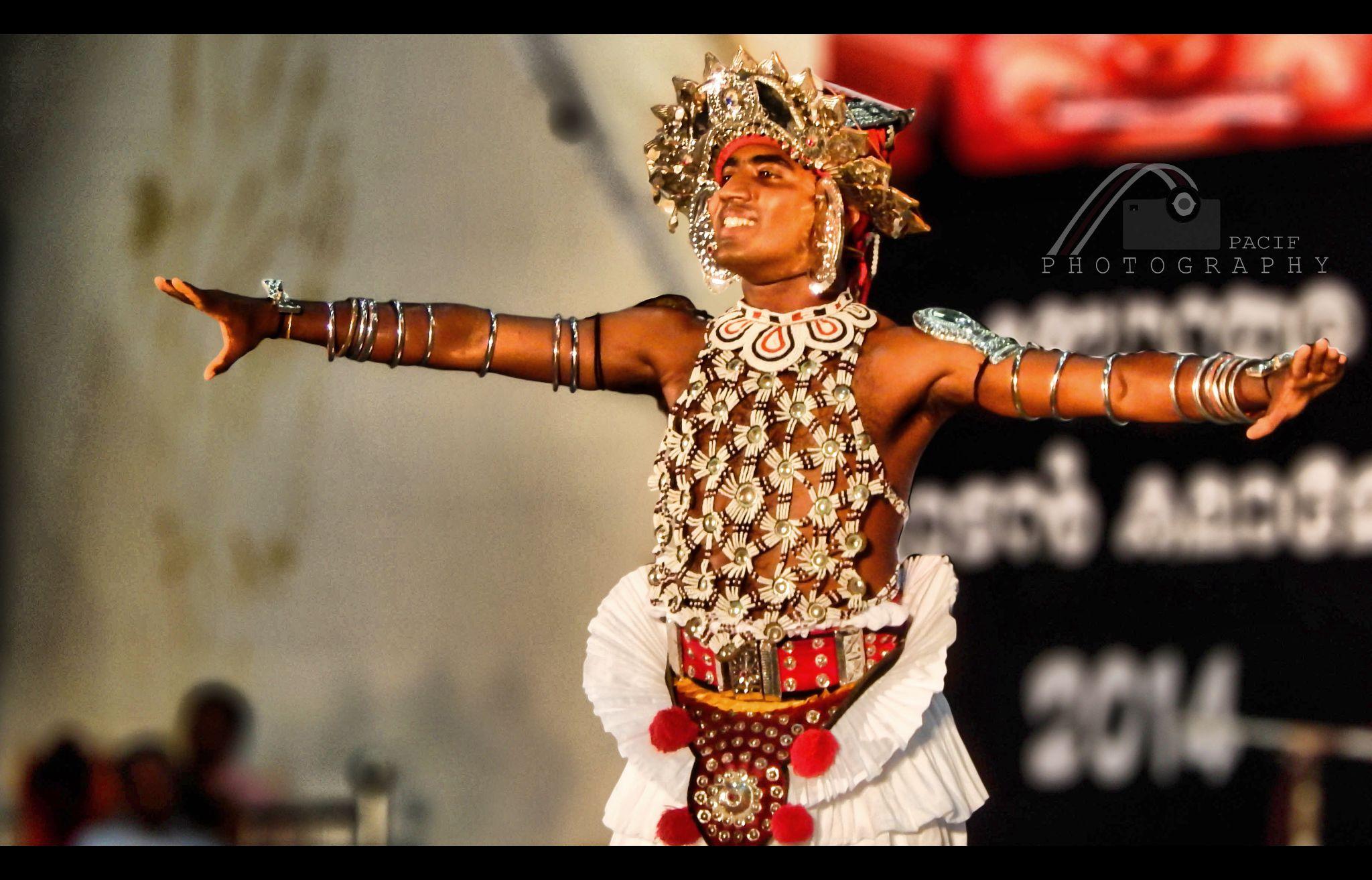 srilankan folk dance.... by PACIF PHOTOGRAPHY