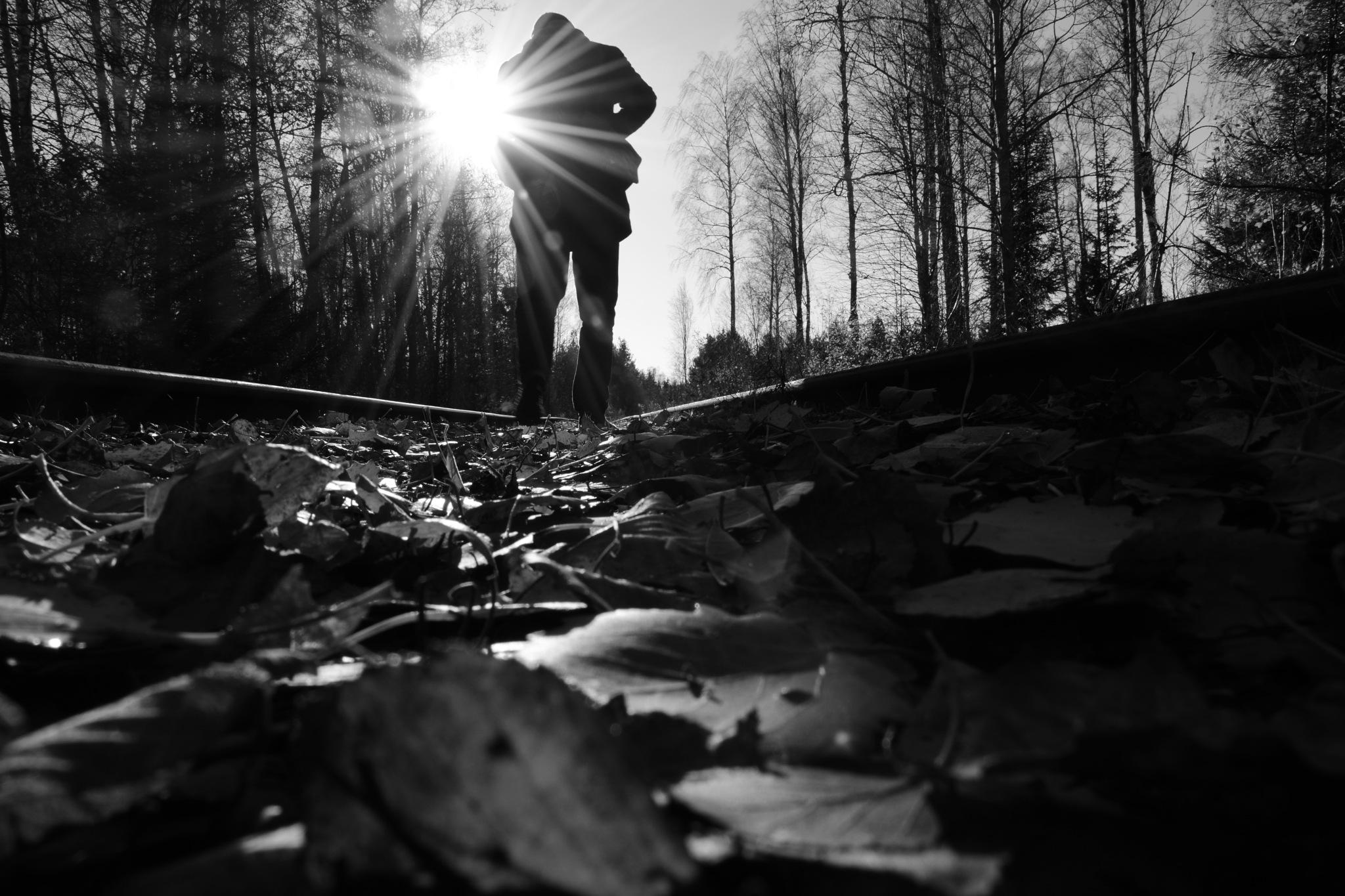 Walk Around Hesjön by Jakob Andersson