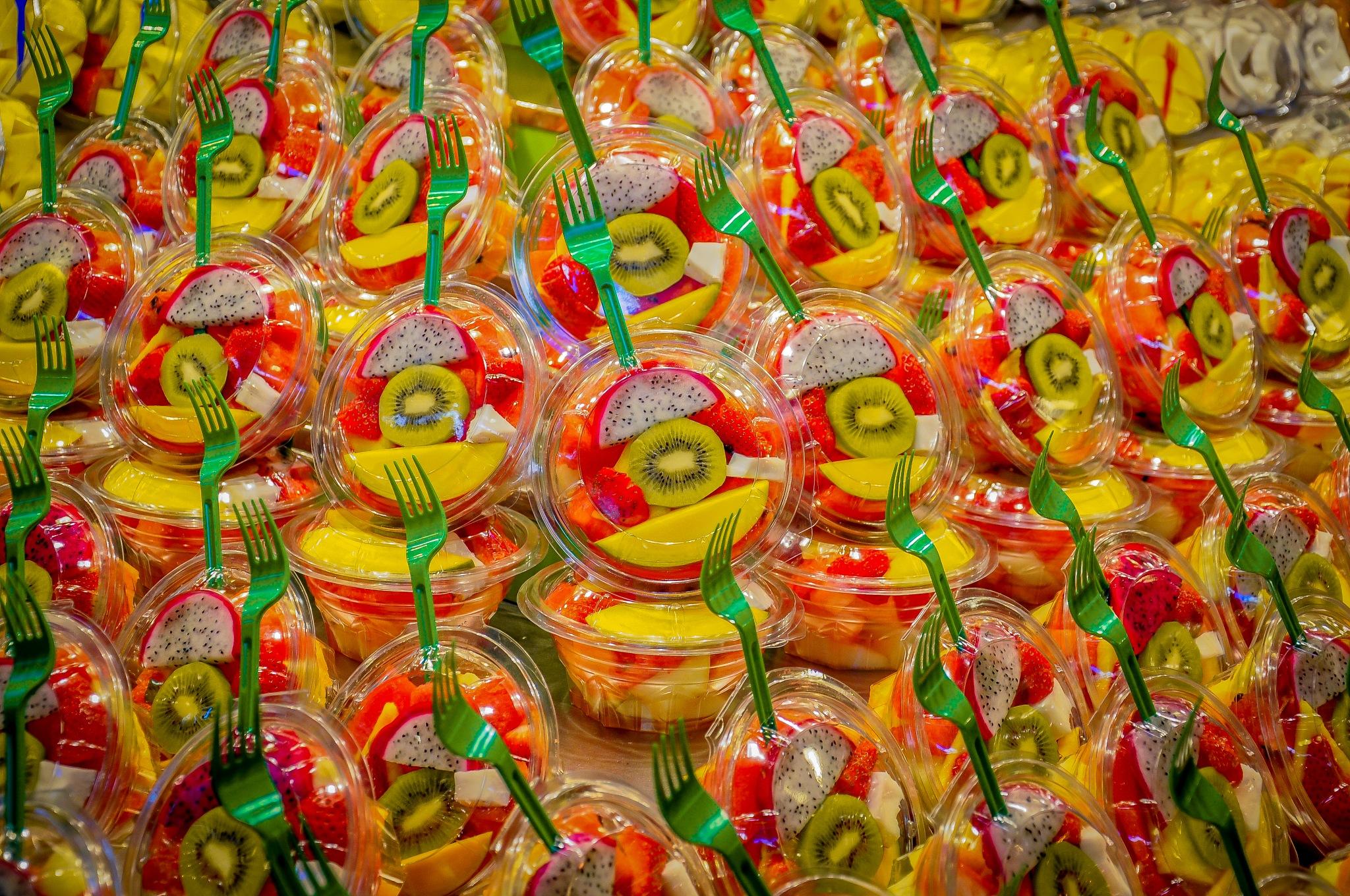 Fruits by Christian Hofmann