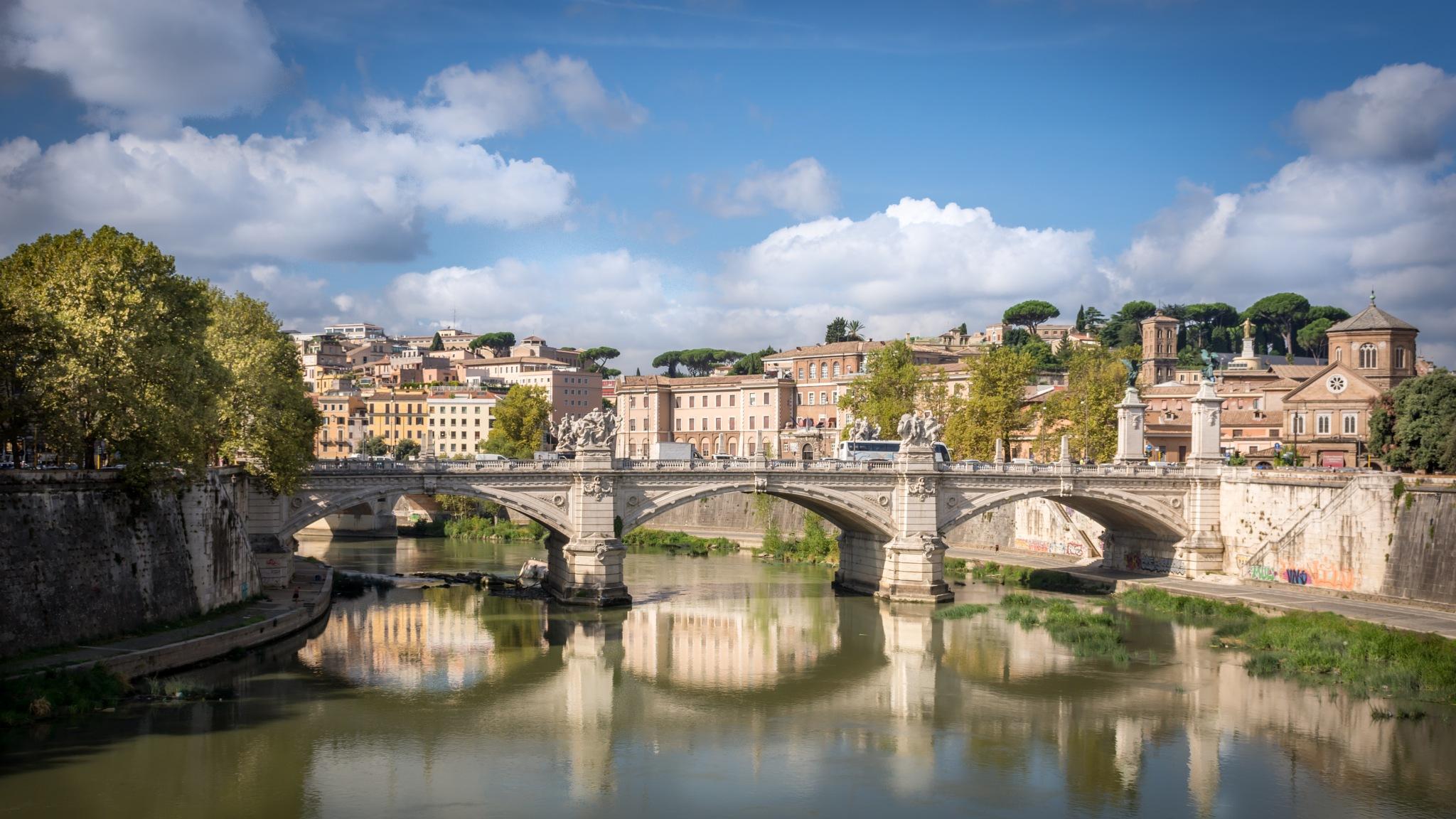 Rome Italy by Christian Hofmann