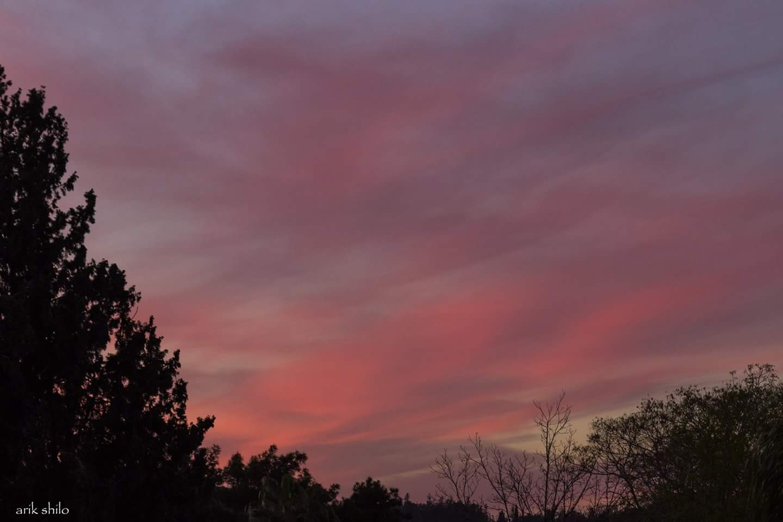 sunset by Arik Arikshilo