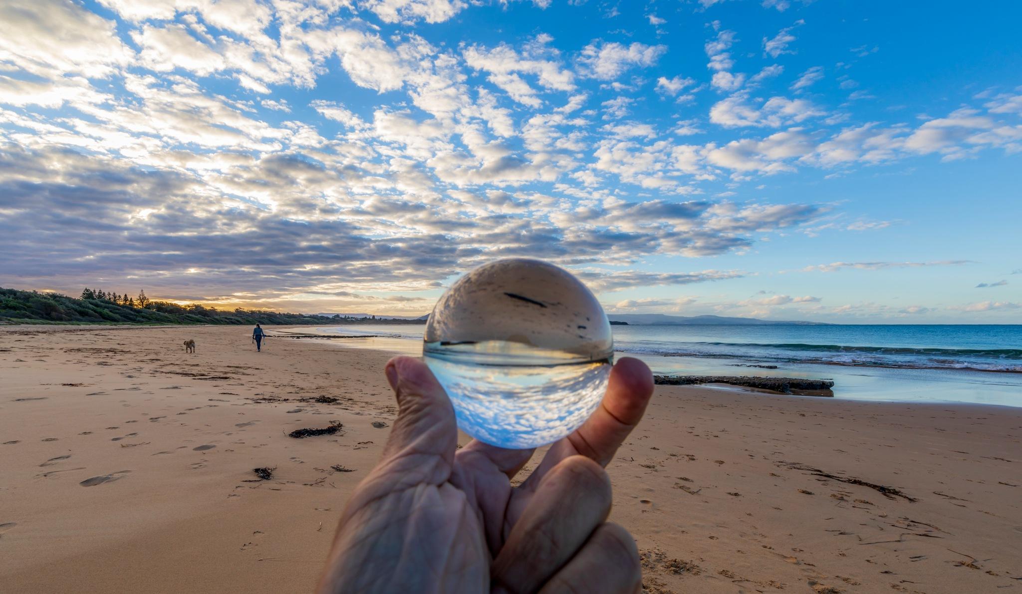 Culburra Crystal by Dwight D'Cruz