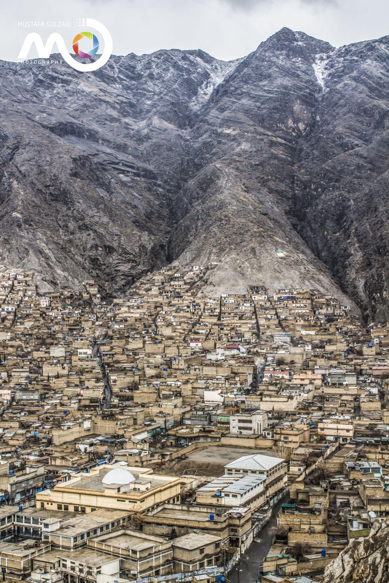 my city by Mustafa Gulzari