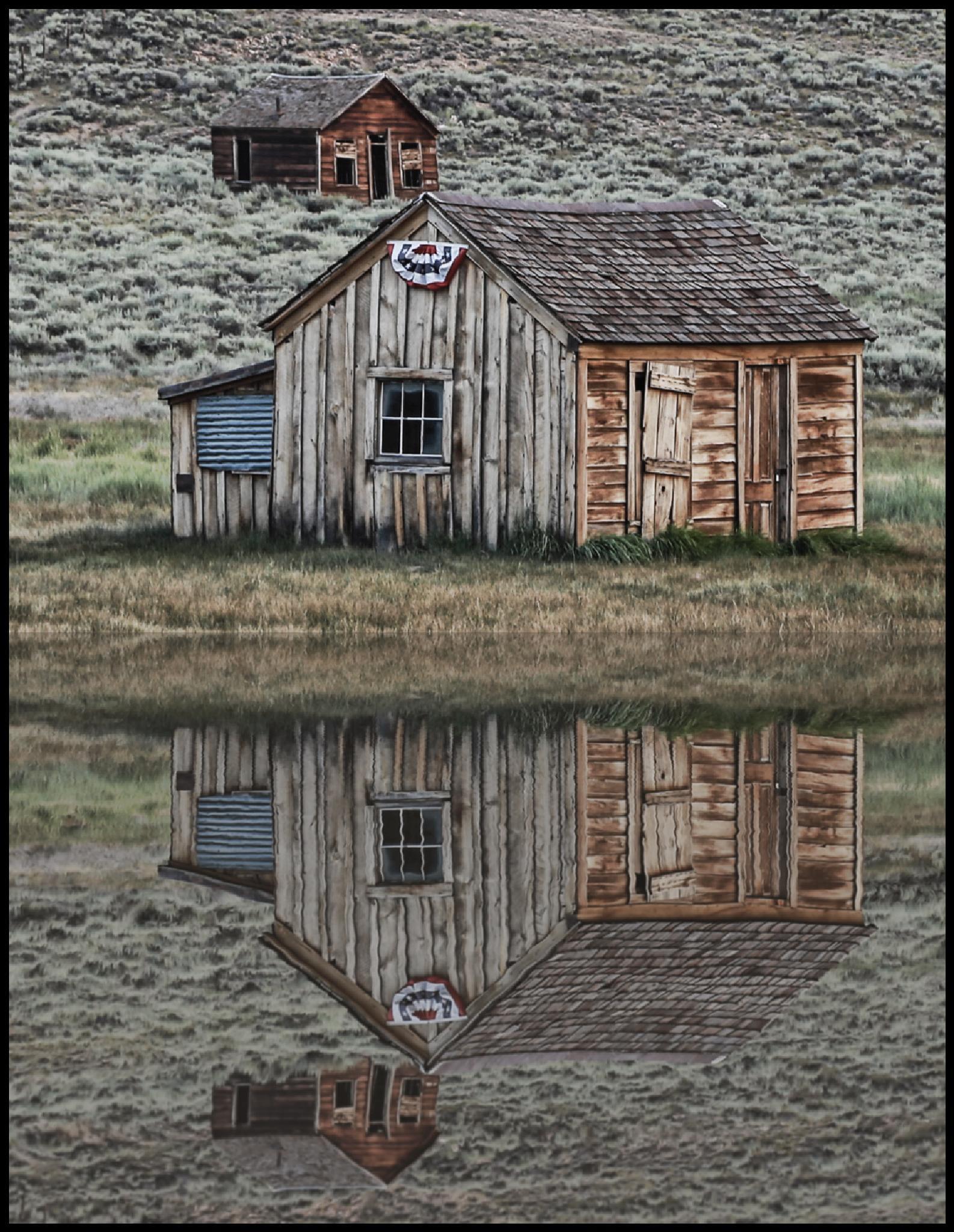 Reflection by Linda Ruiz