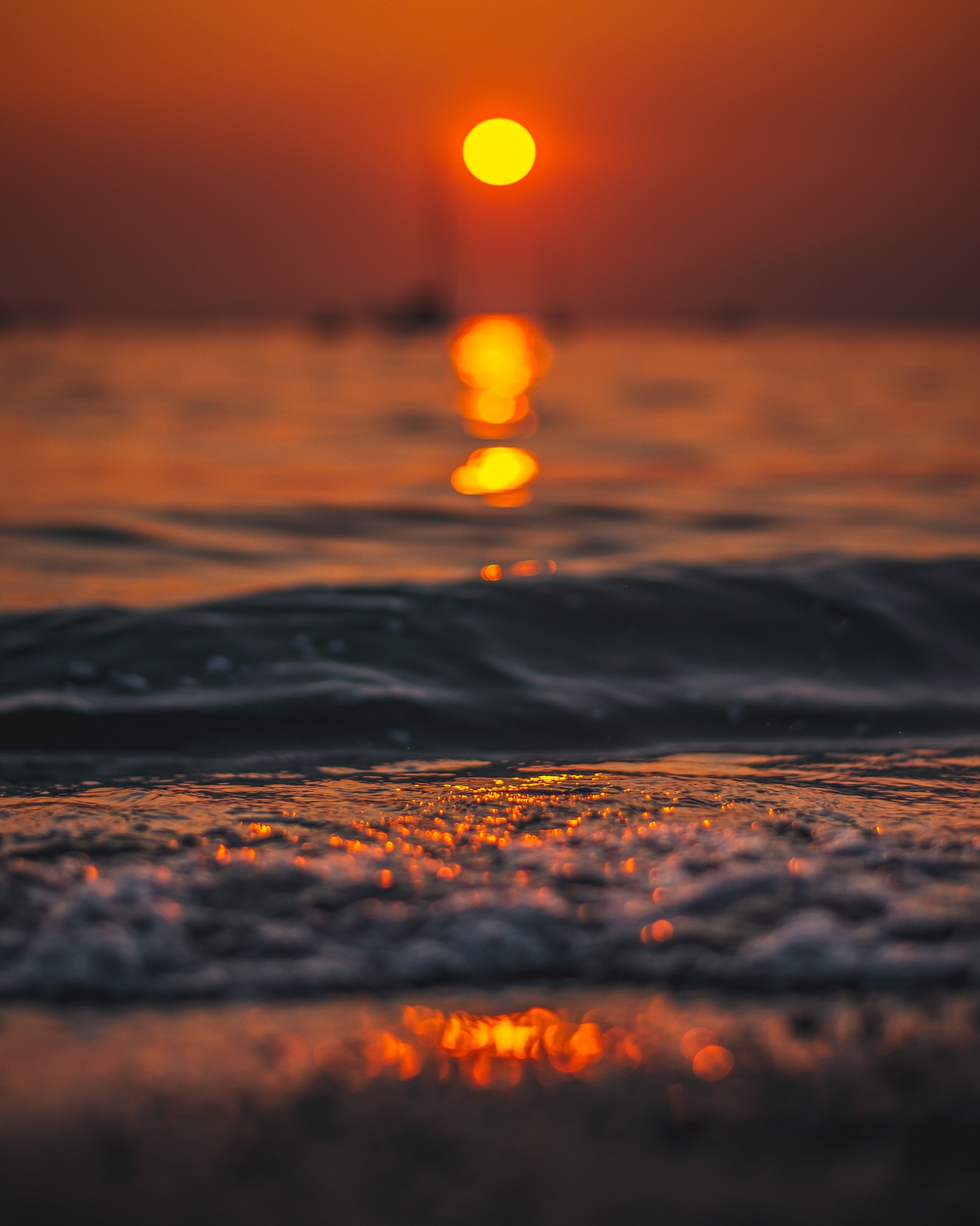 but the sunset tho by DESIRE GLADDEN