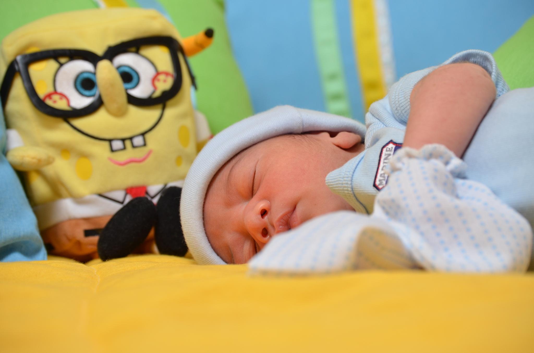 Photoshoot Baby 1 Day by Juan Carlos Taveras
