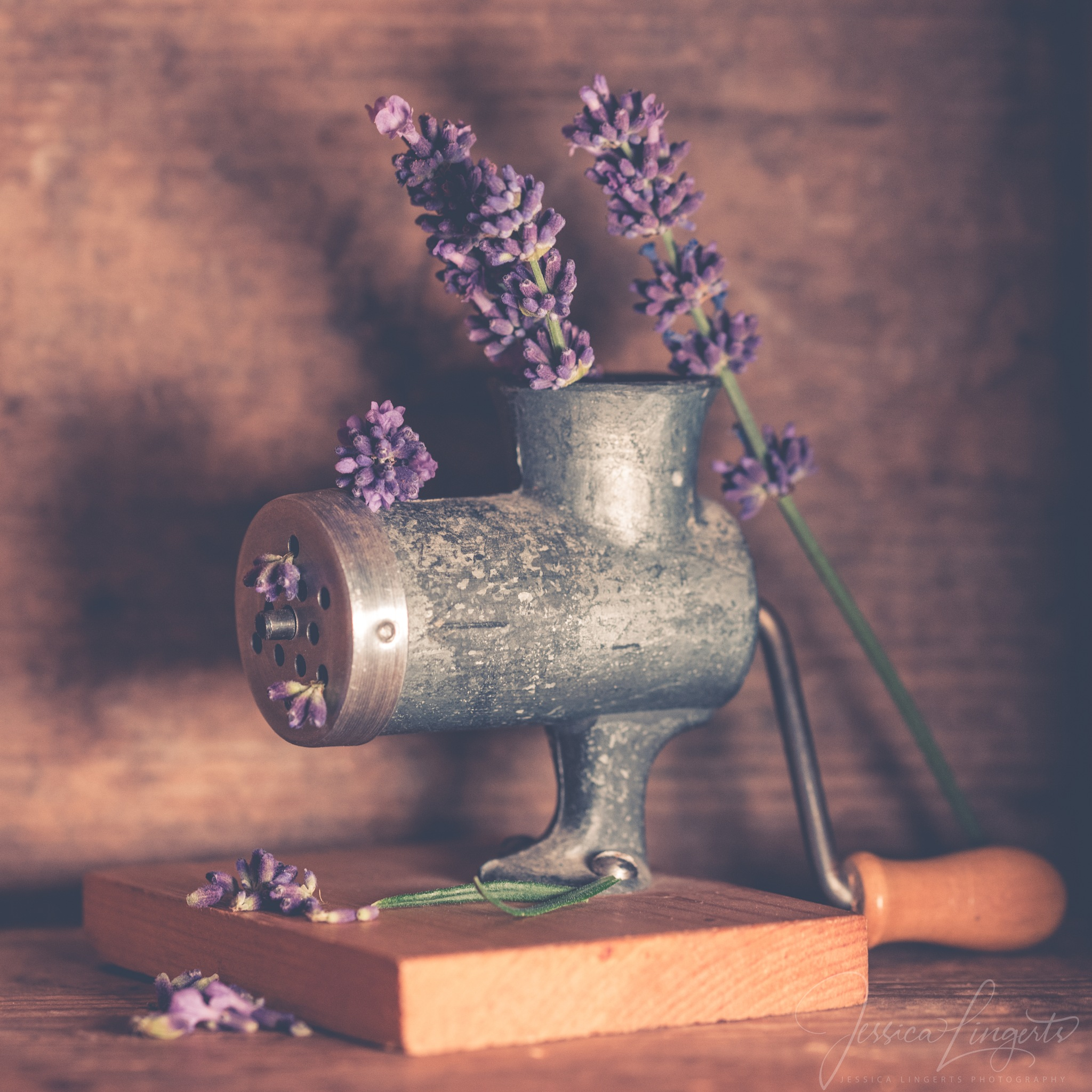 Lovely lavender scent by Jessica Lingerts