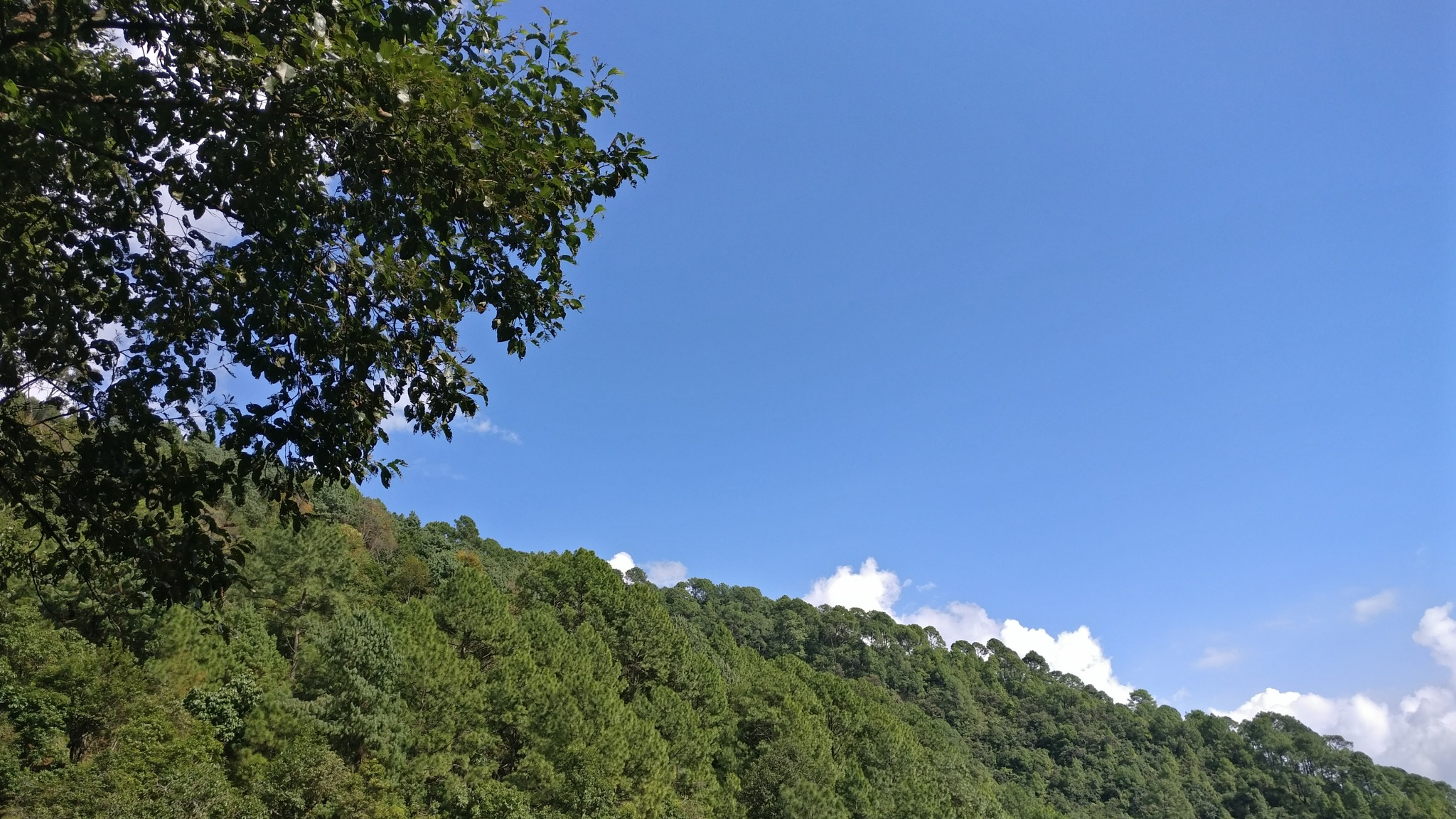 hilly region by dpenstha1st