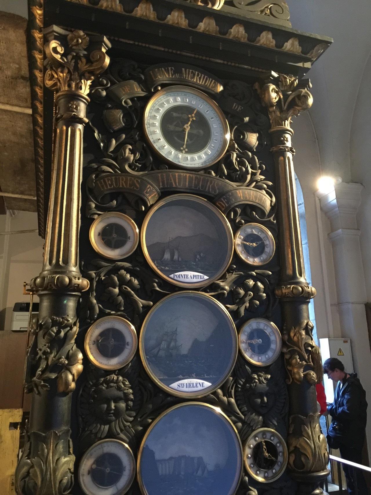 Time 1 by Claudio Raspollini