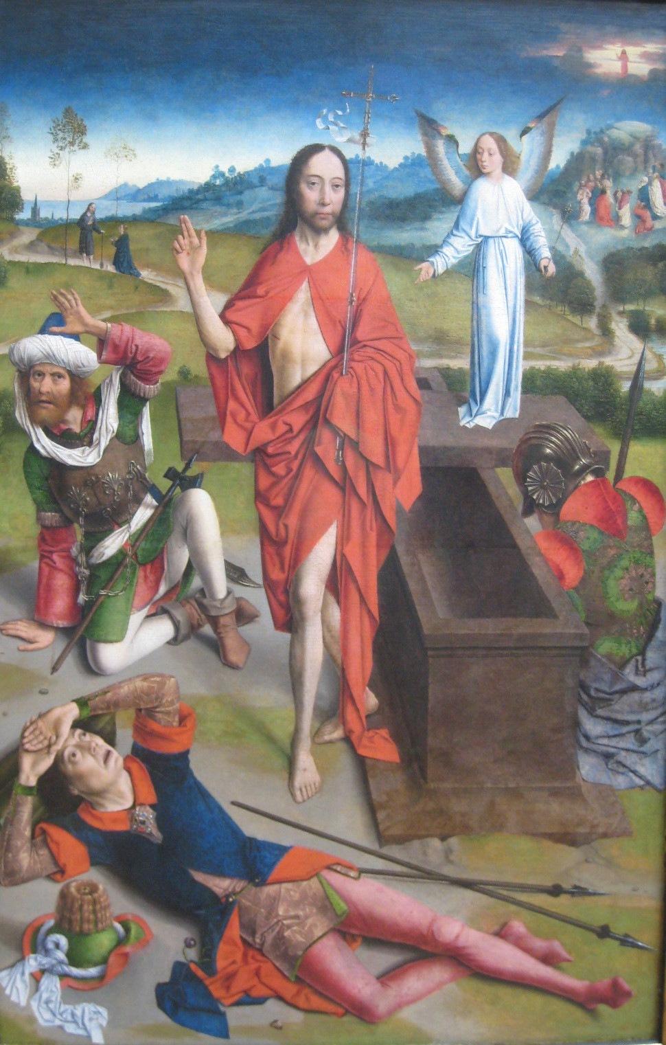 Resurrezione by Claudio Raspollini
