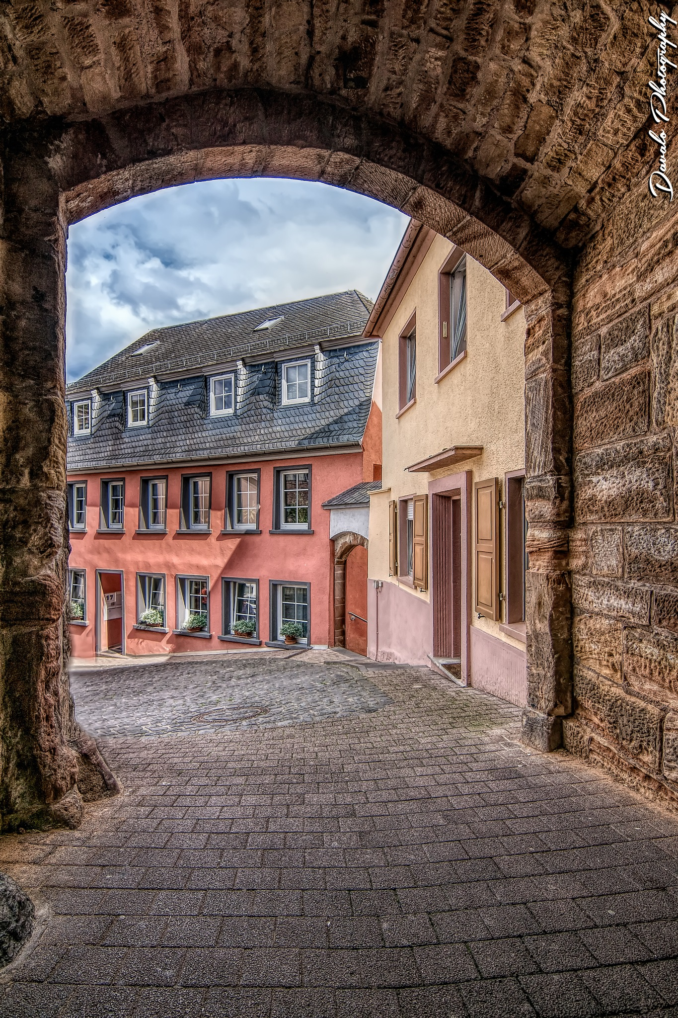 Saarburg (Germany) by Davalo Photography