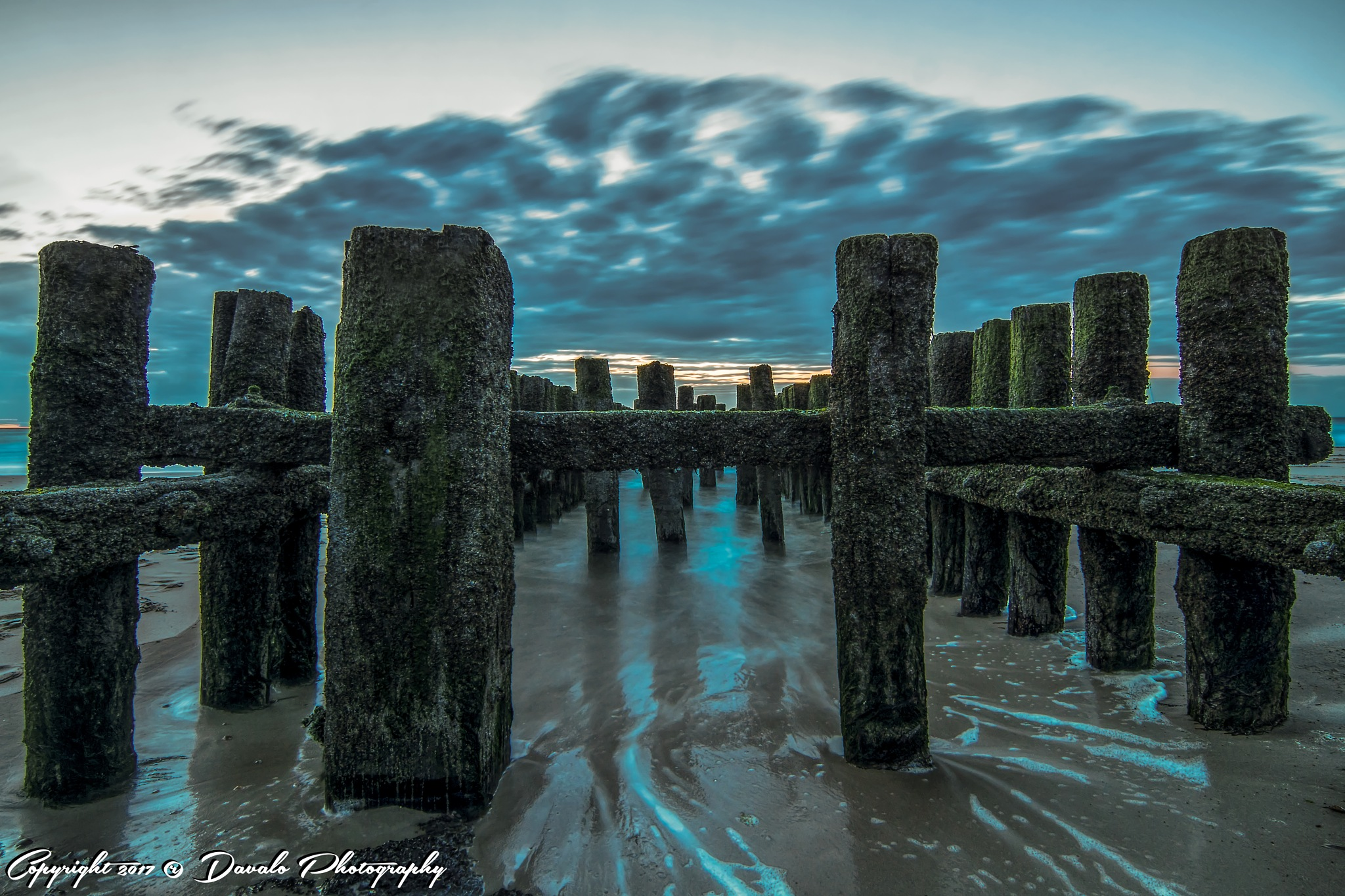 Westkapelle By Evenning by Davalo Photography