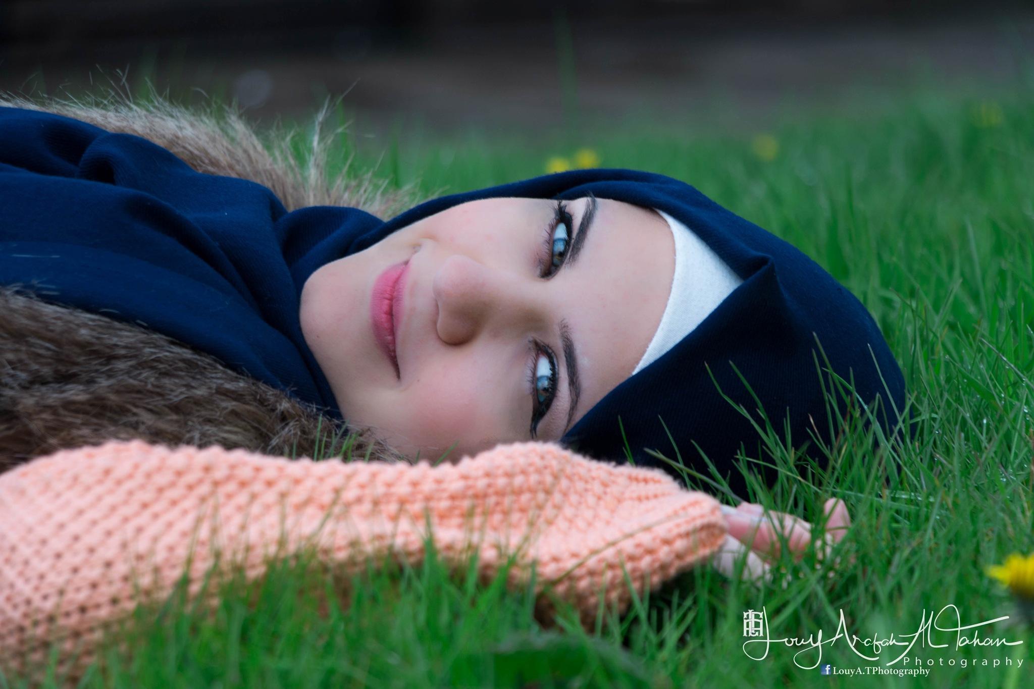 Portrait by Louy Arafah Al Tahan
