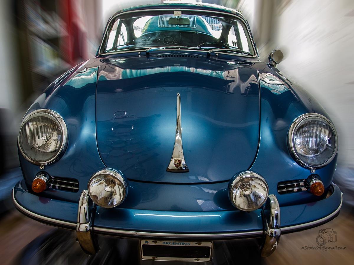 Porsche by Andres Sanchez  Ph