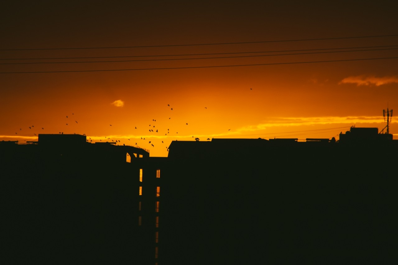 Sunset by Lil Mirian