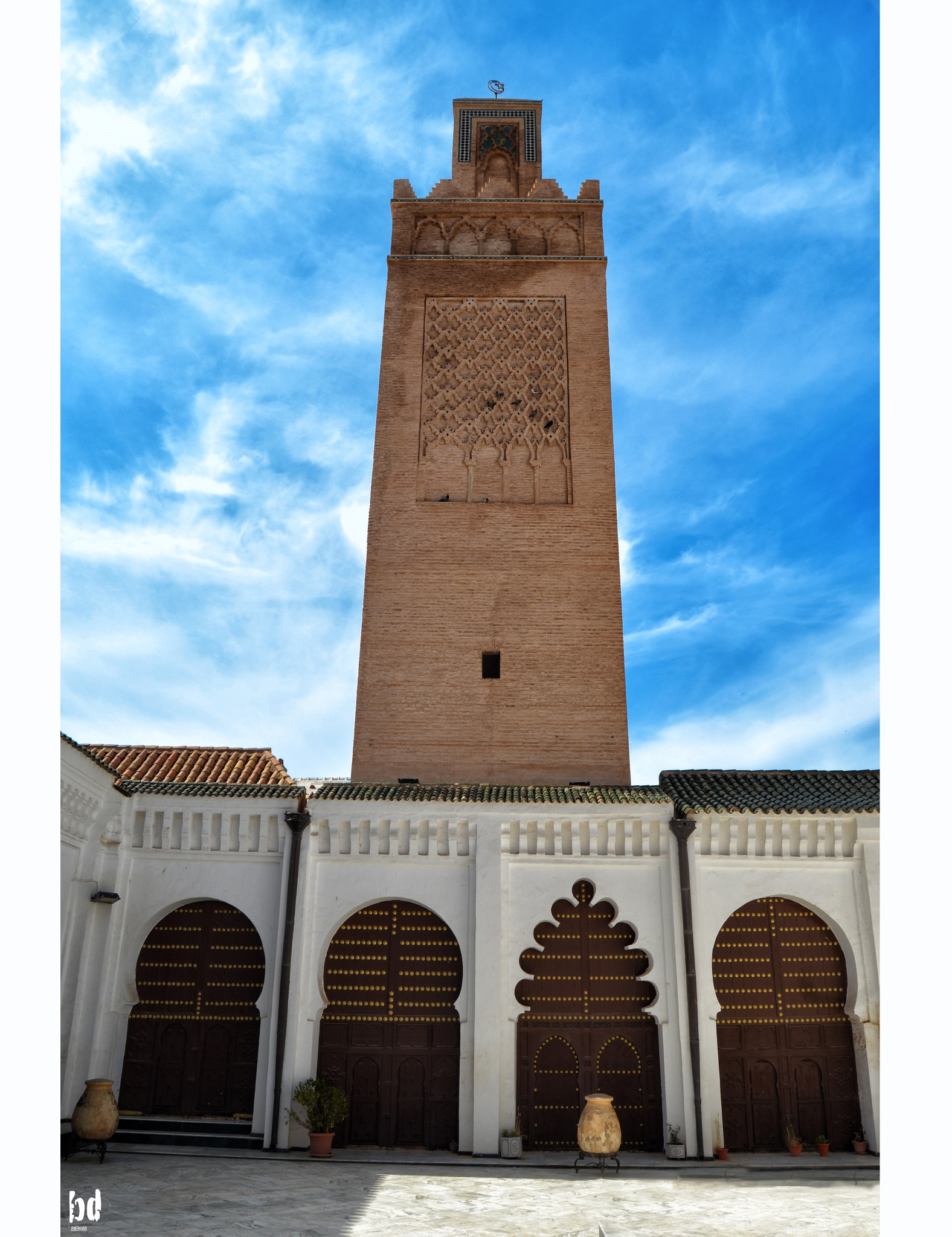 mosque 2 by rachad hamadou