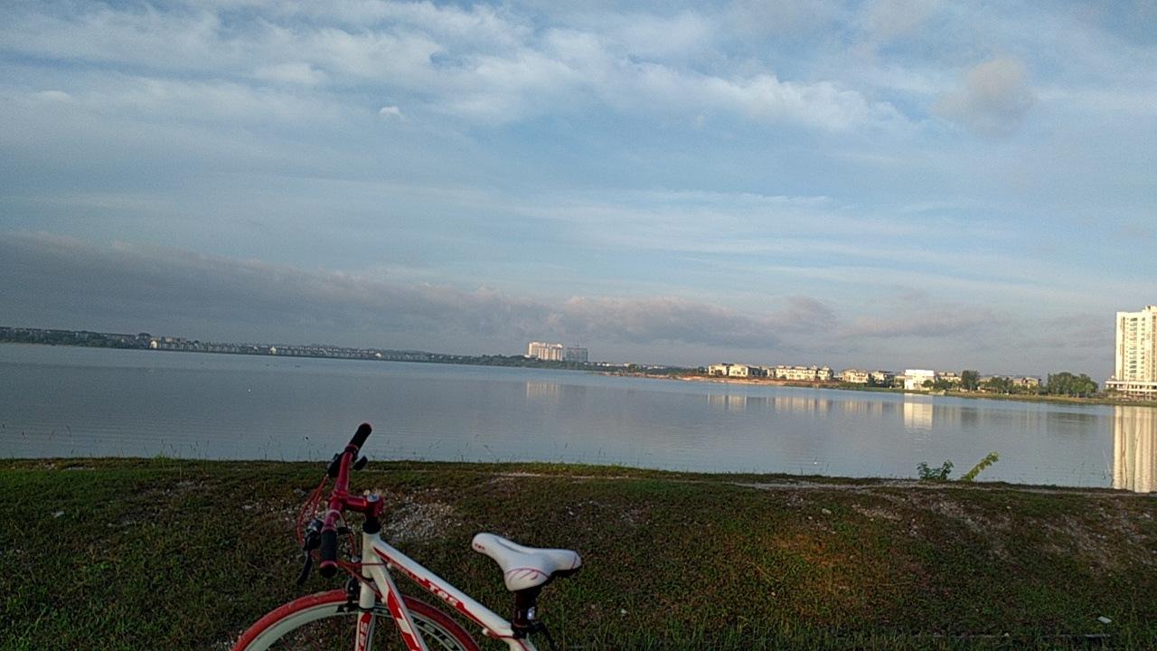 Morning ride by Azmi K